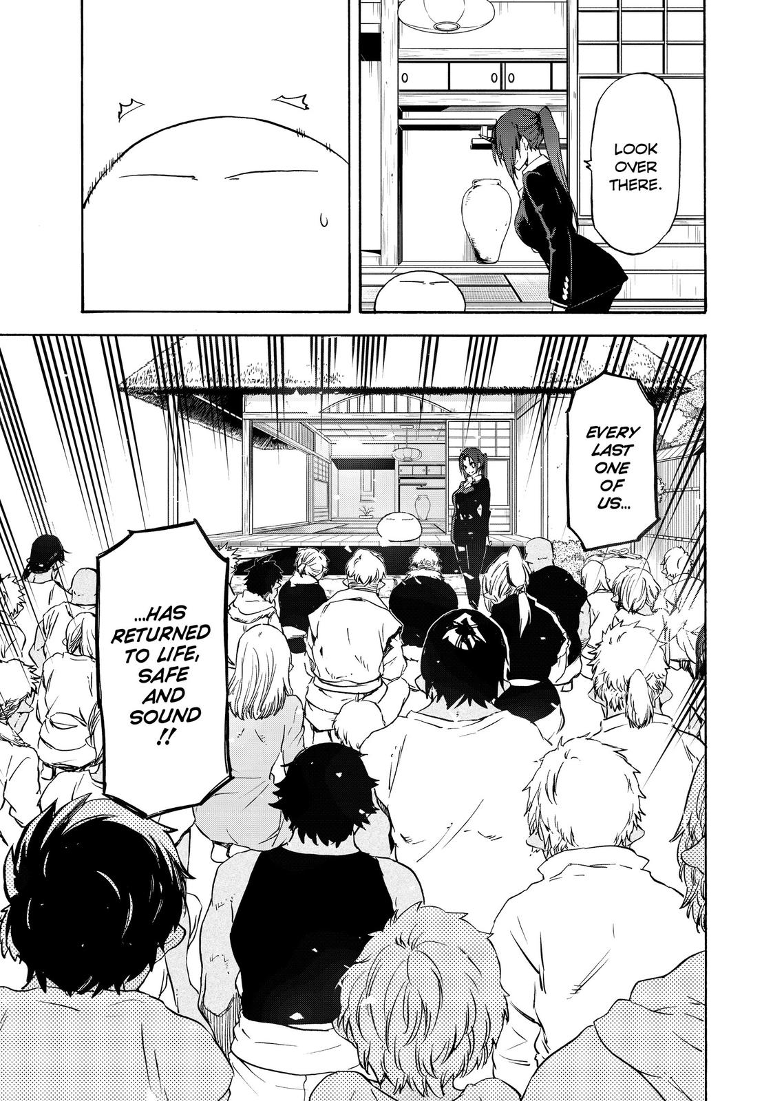 Tensei shitara Slime Datta Ken, Chapter 69 image 007