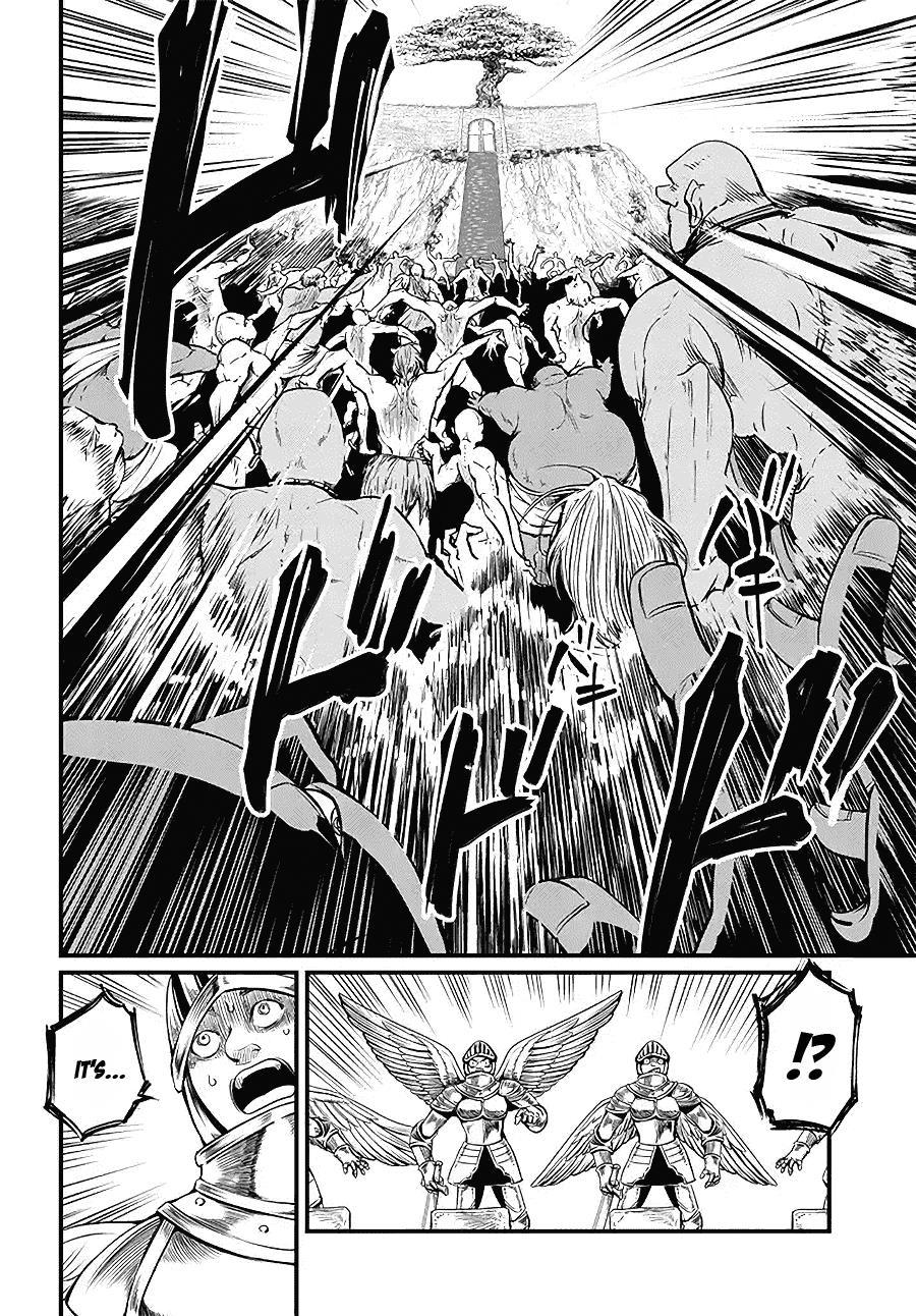 Shuumatsu no Valkyrie, Chapter 2.5 image 004