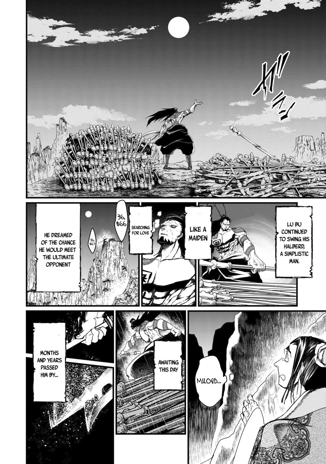 Shuumatsu no Valkyrie, Chapter 6 image 009