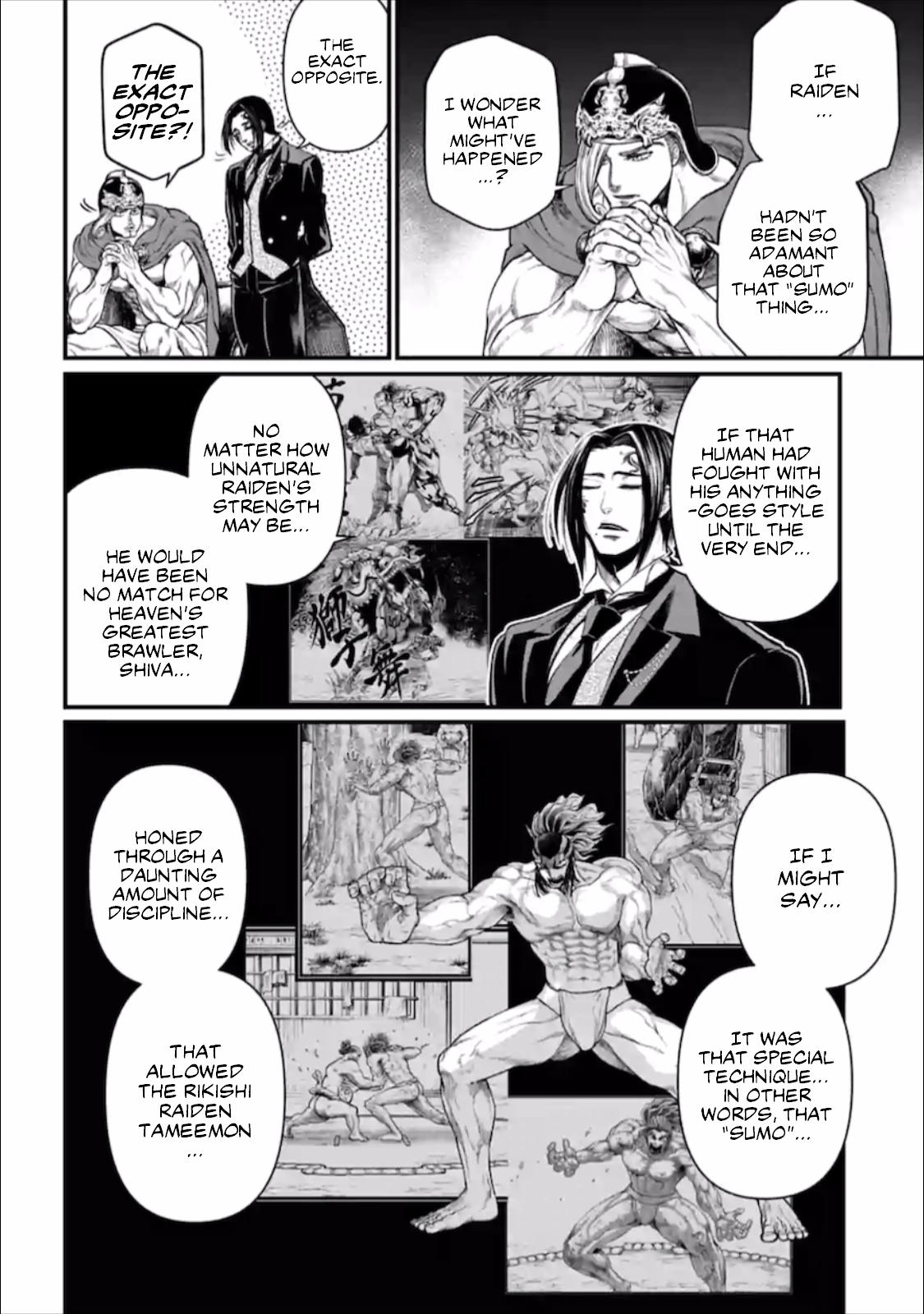 Shuumatsu no Valkyrie, Chapter 42 image 005