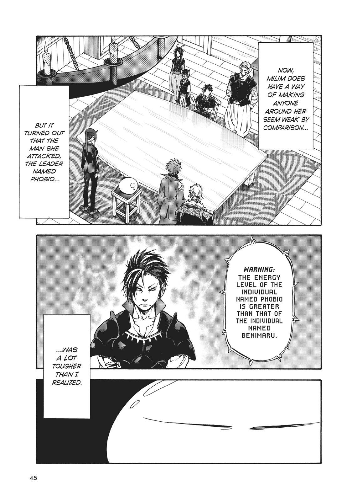 Tensei shitara Slime Datta Ken, Chapter 33 image 009