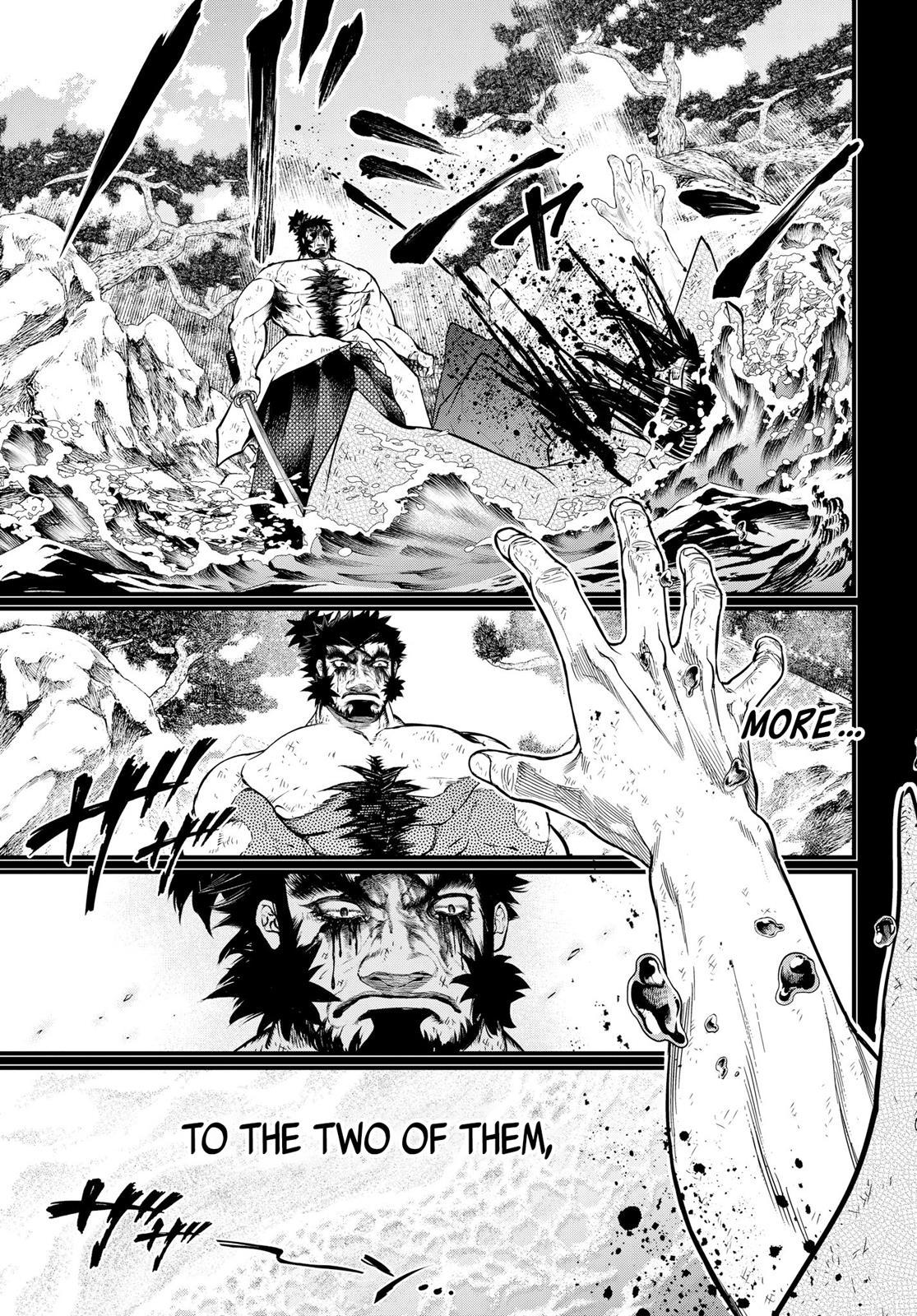 Shuumatsu no Valkyrie, Chapter 18 image 046