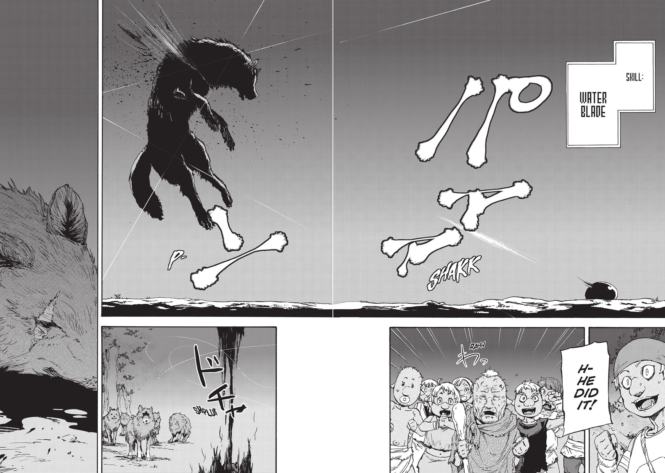 Tensei shitara Slime Datta Ken, Chapter 3 image 018