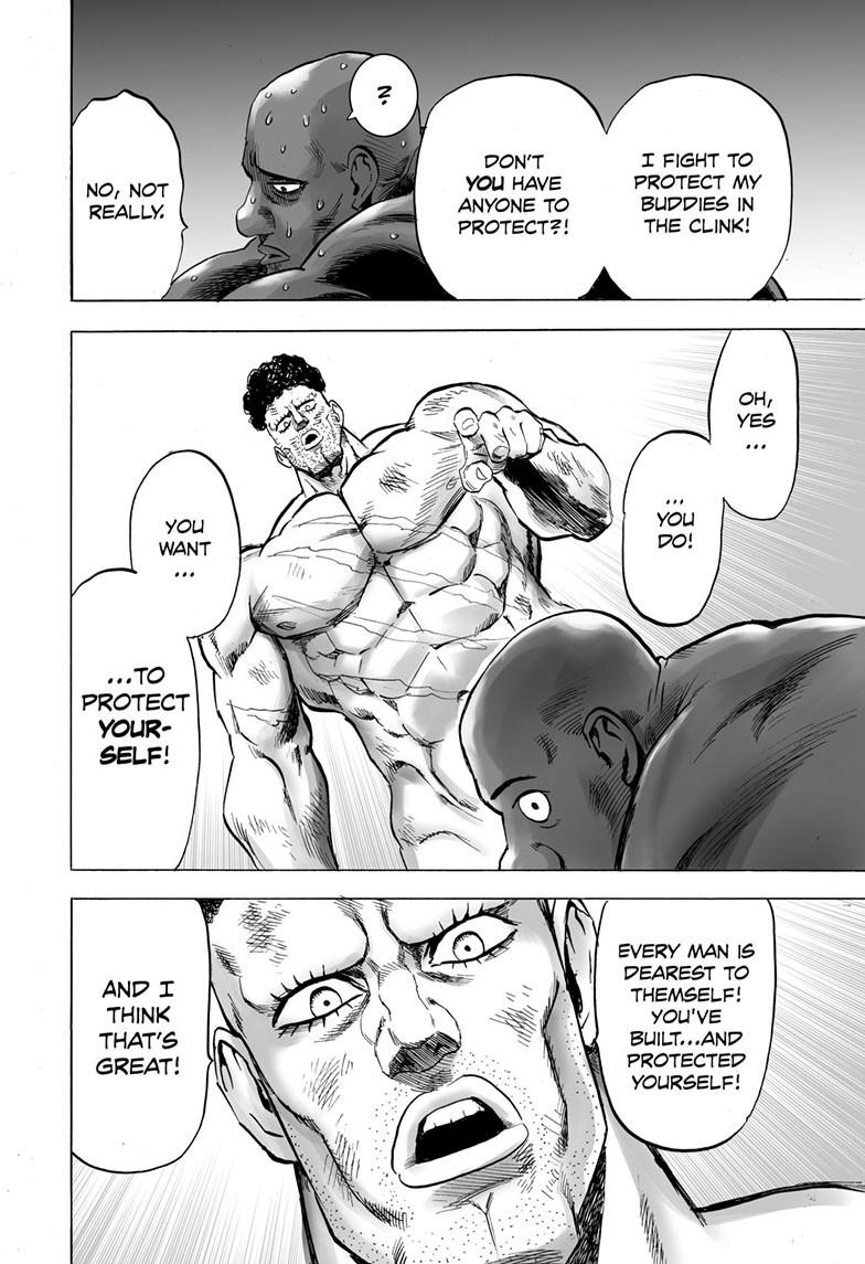 One-Punch Man, Chapter 134 image 021