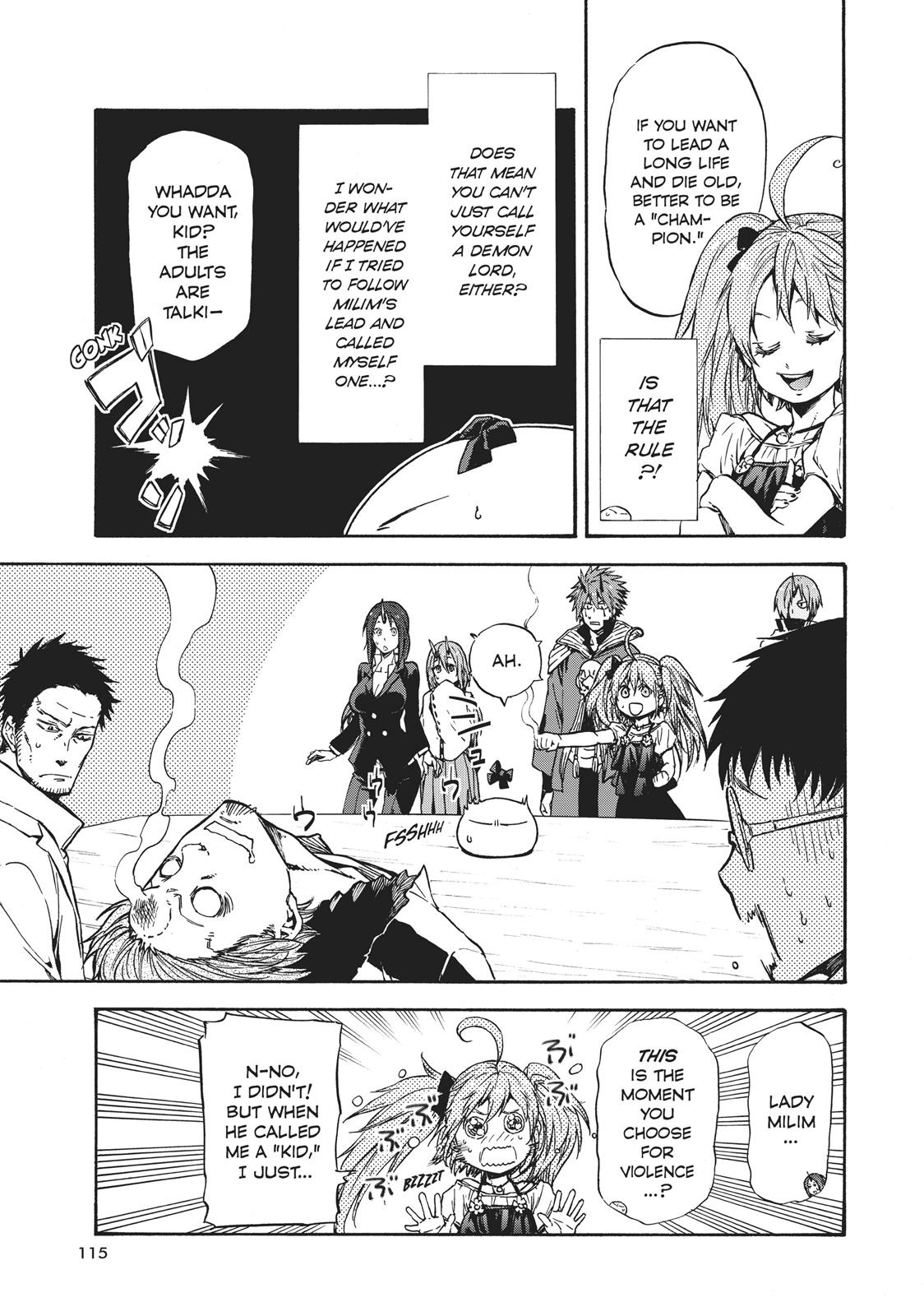 Tensei shitara Slime Datta Ken, Chapter 35 image 007