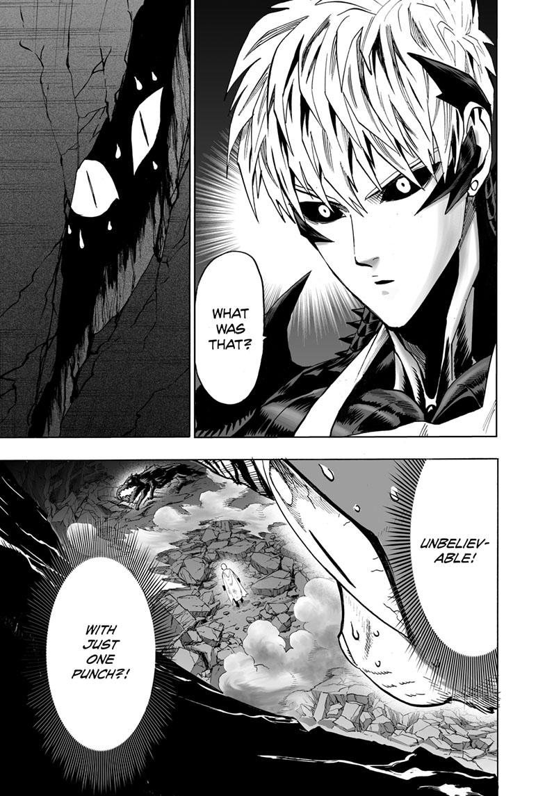 One-Punch Man, Chapter 104 image 026