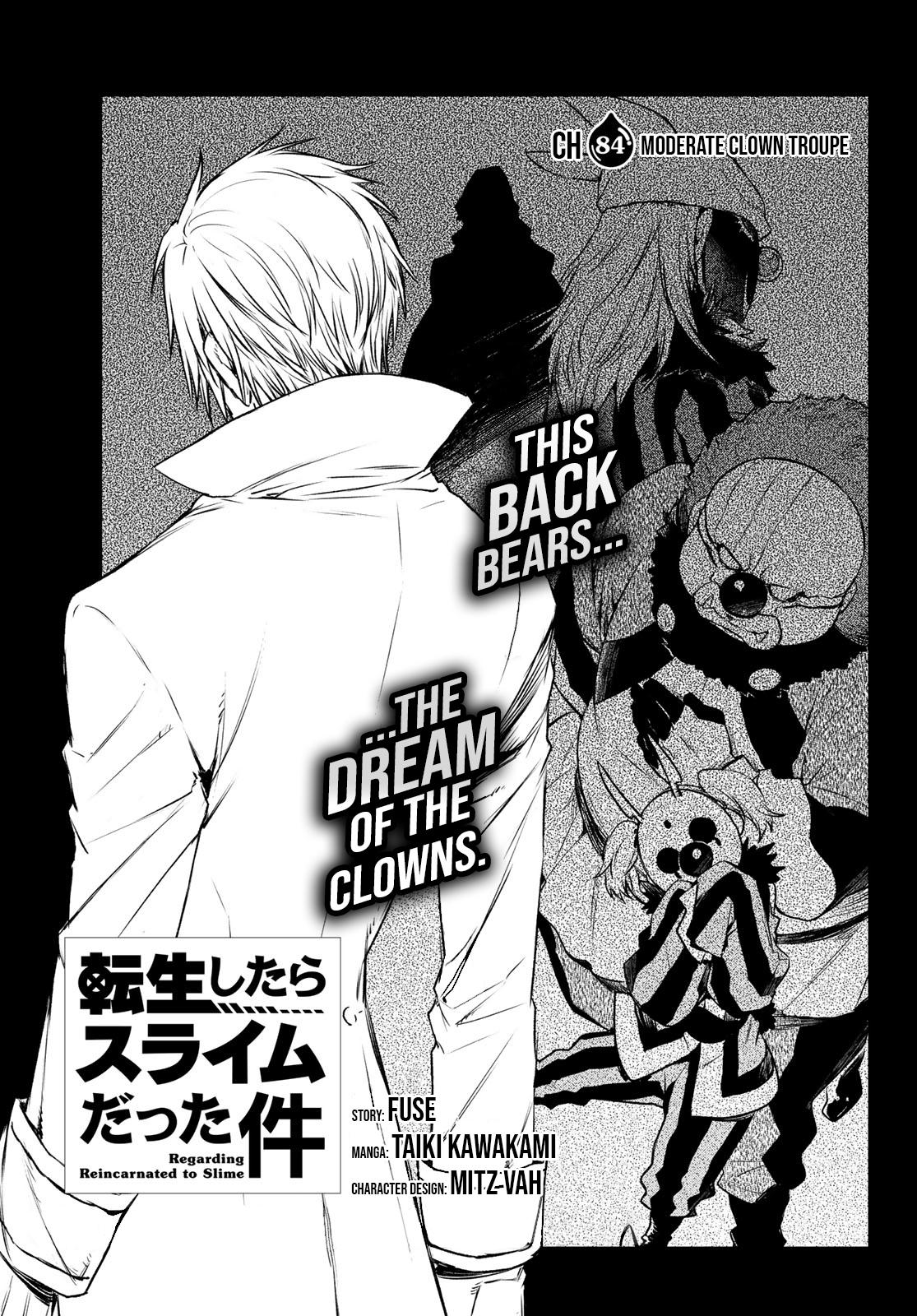Tensei shitara Slime Datta Ken, Chapter 84 image 001