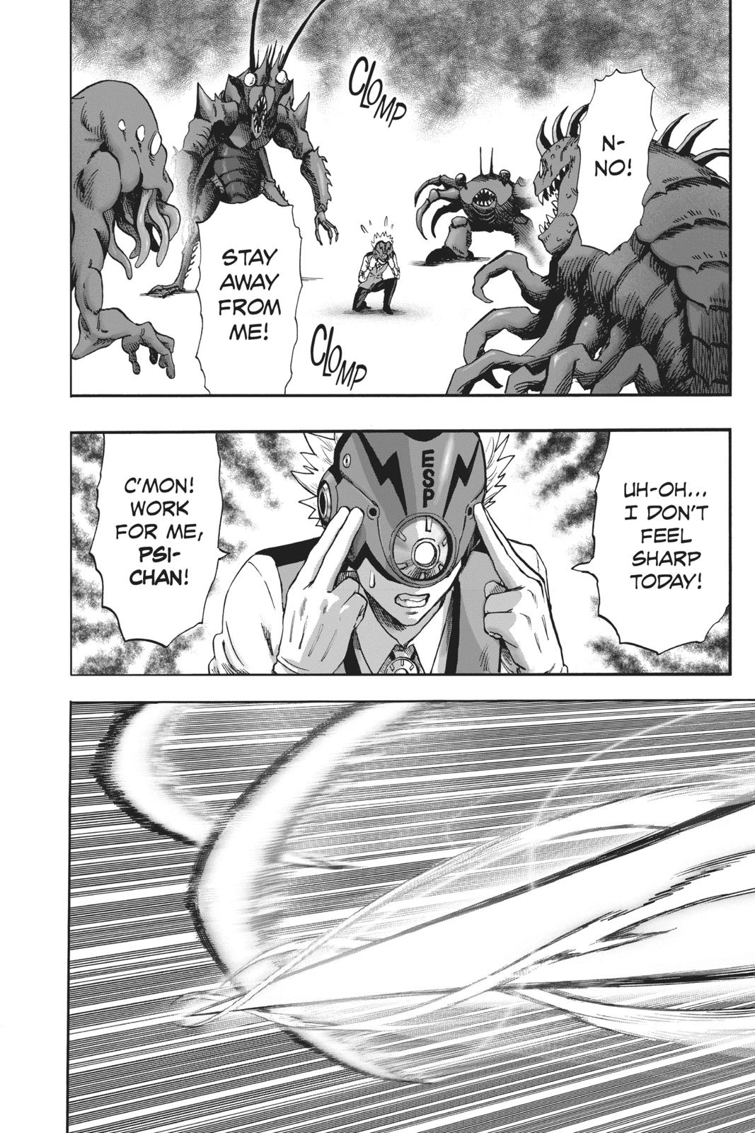 One-Punch Man, Chapter 96 image 082