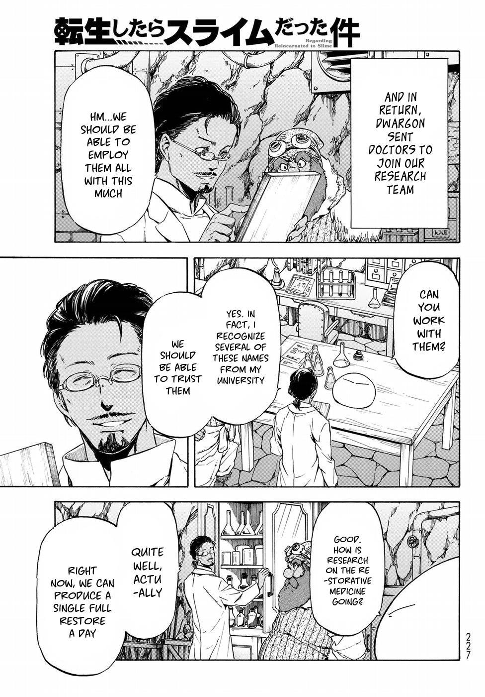 Tensei shitara Slime Datta Ken, Chapter 43 image 014