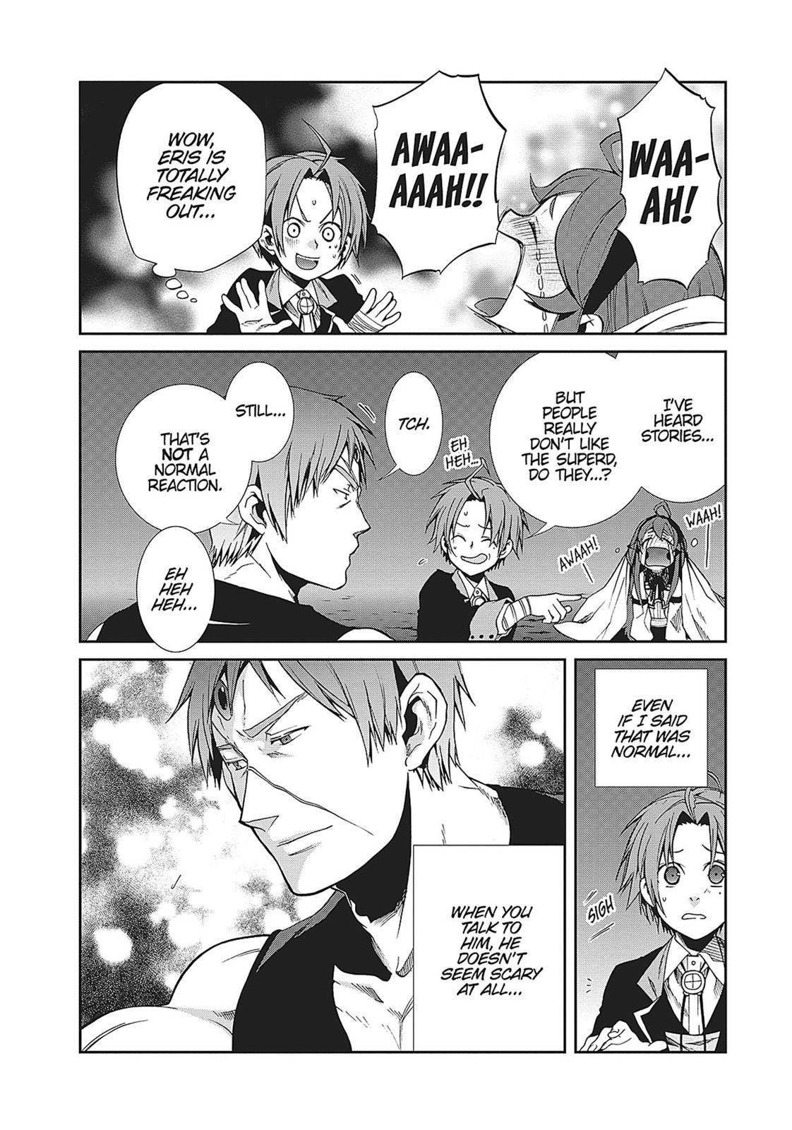 Mushoku Tensei, Chapter 18 image 010