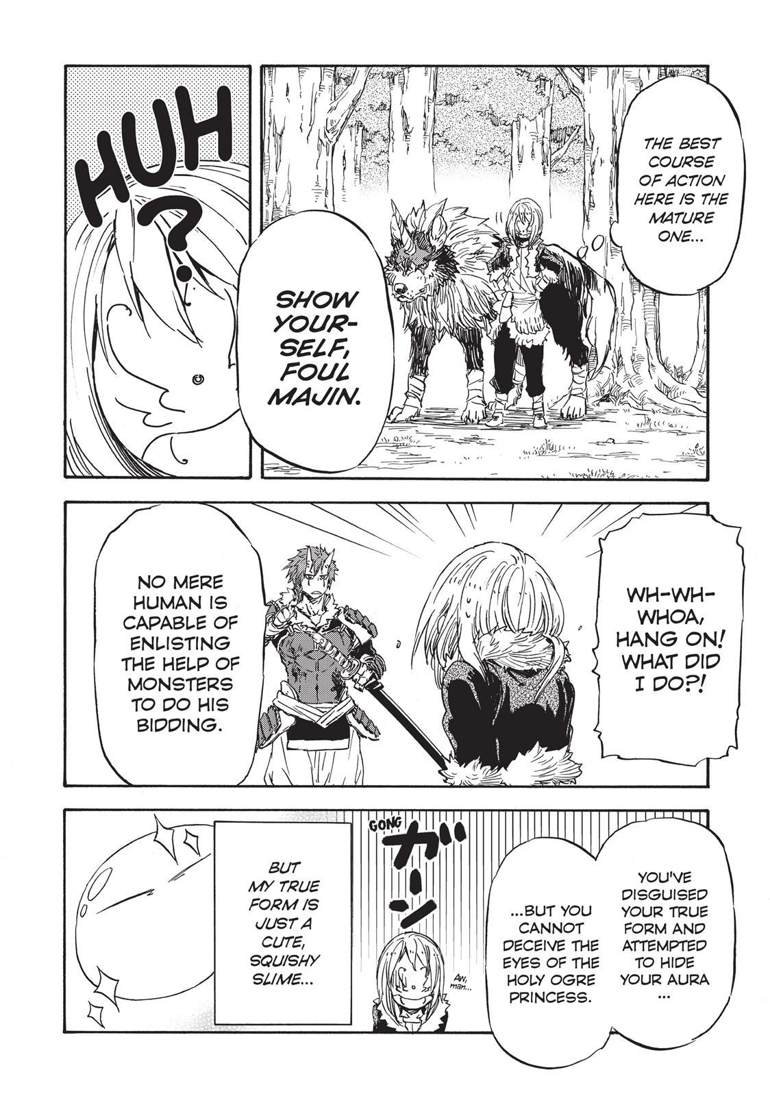 Tensei shitara Slime Datta Ken, Chapter 13 image 008