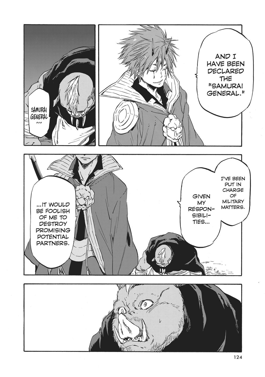Tensei shitara Slime Datta Ken, Chapter 26 image 024