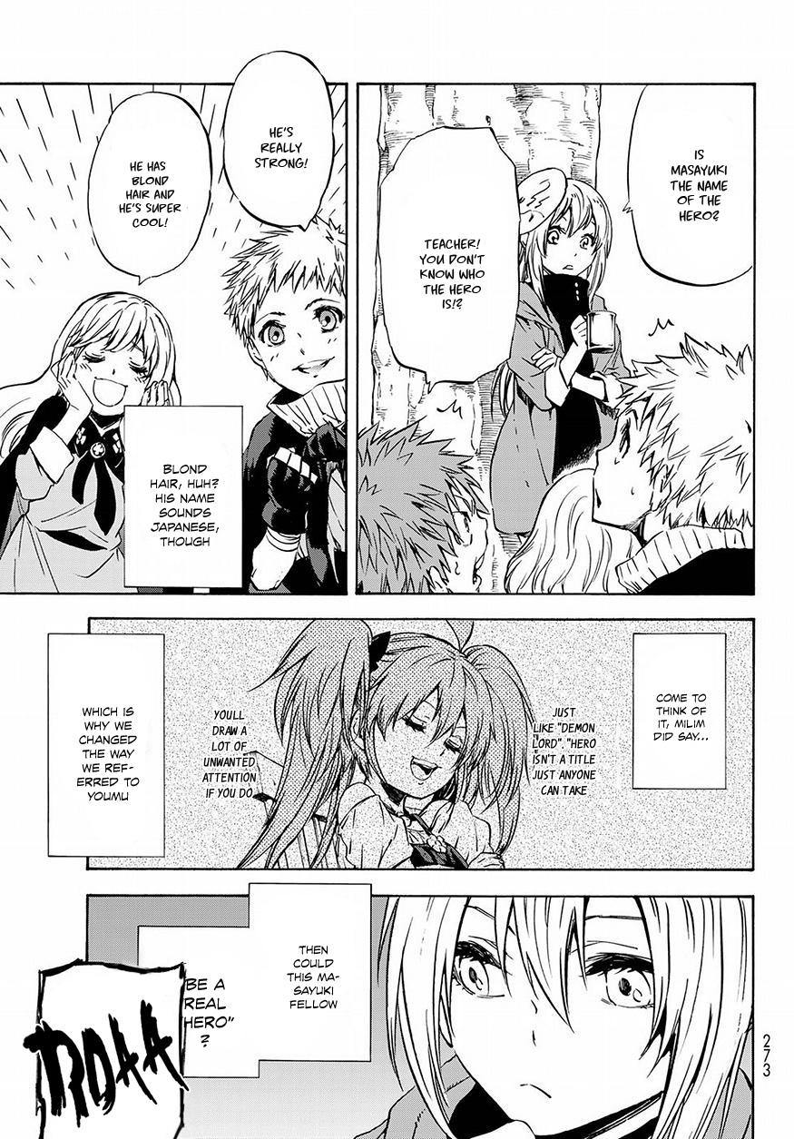 Tensei shitara Slime Datta Ken, Chapter 48 image 022