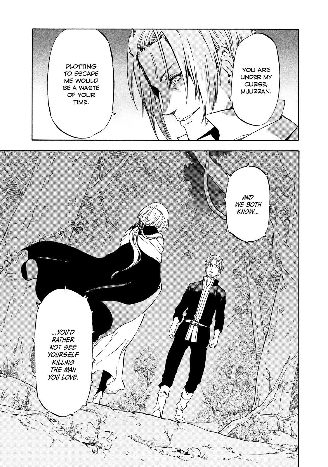 Tensei shitara Slime Datta Ken, Chapter 53 image 026