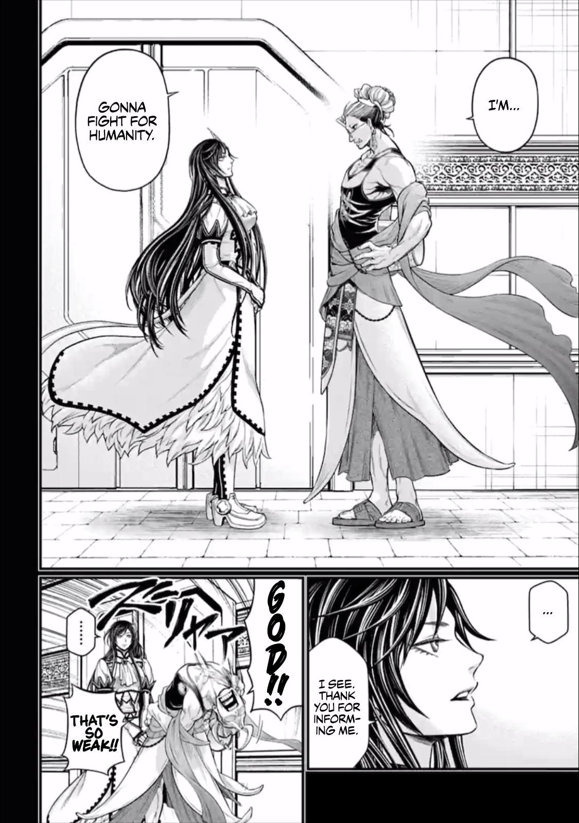 Shuumatsu no Valkyrie, Chapter 44 image 015
