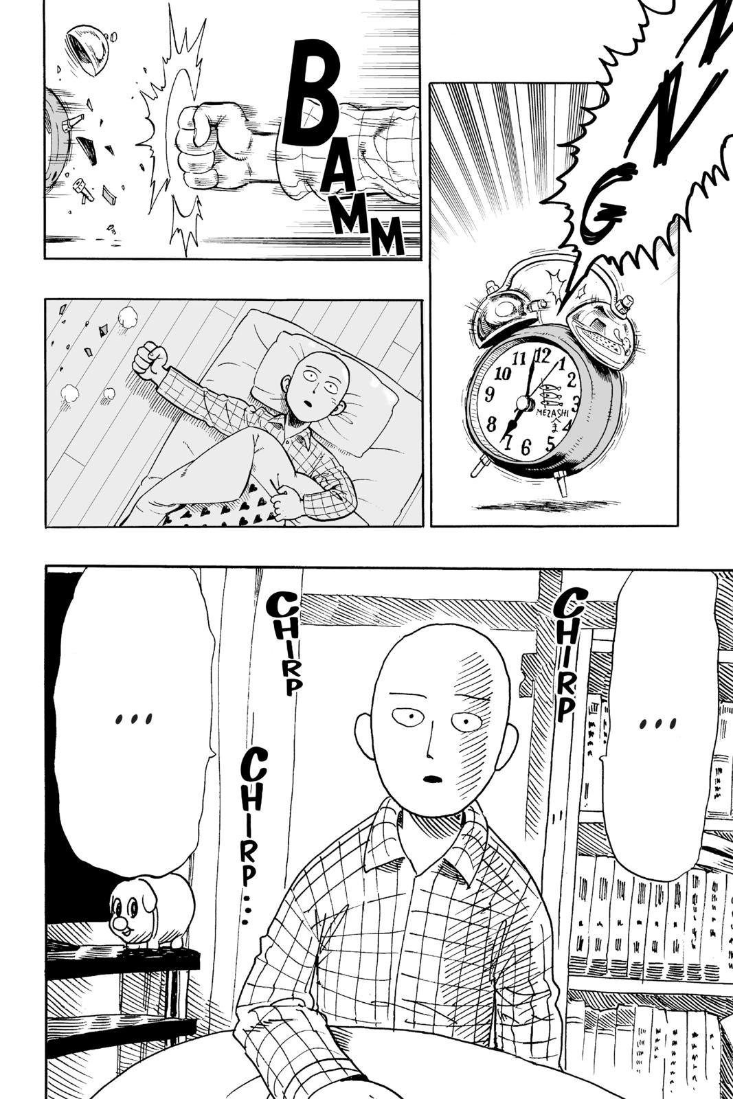 One-Punch Man, Chapter 4 image 021