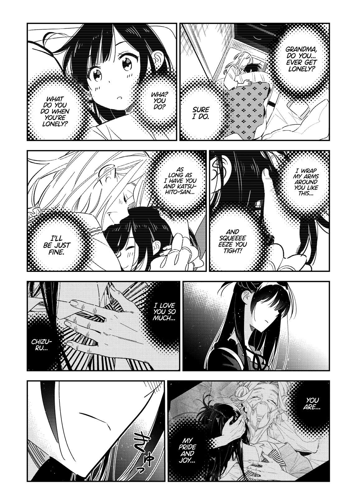 Kanojo Okarishimasu, Chapter 164 image 011