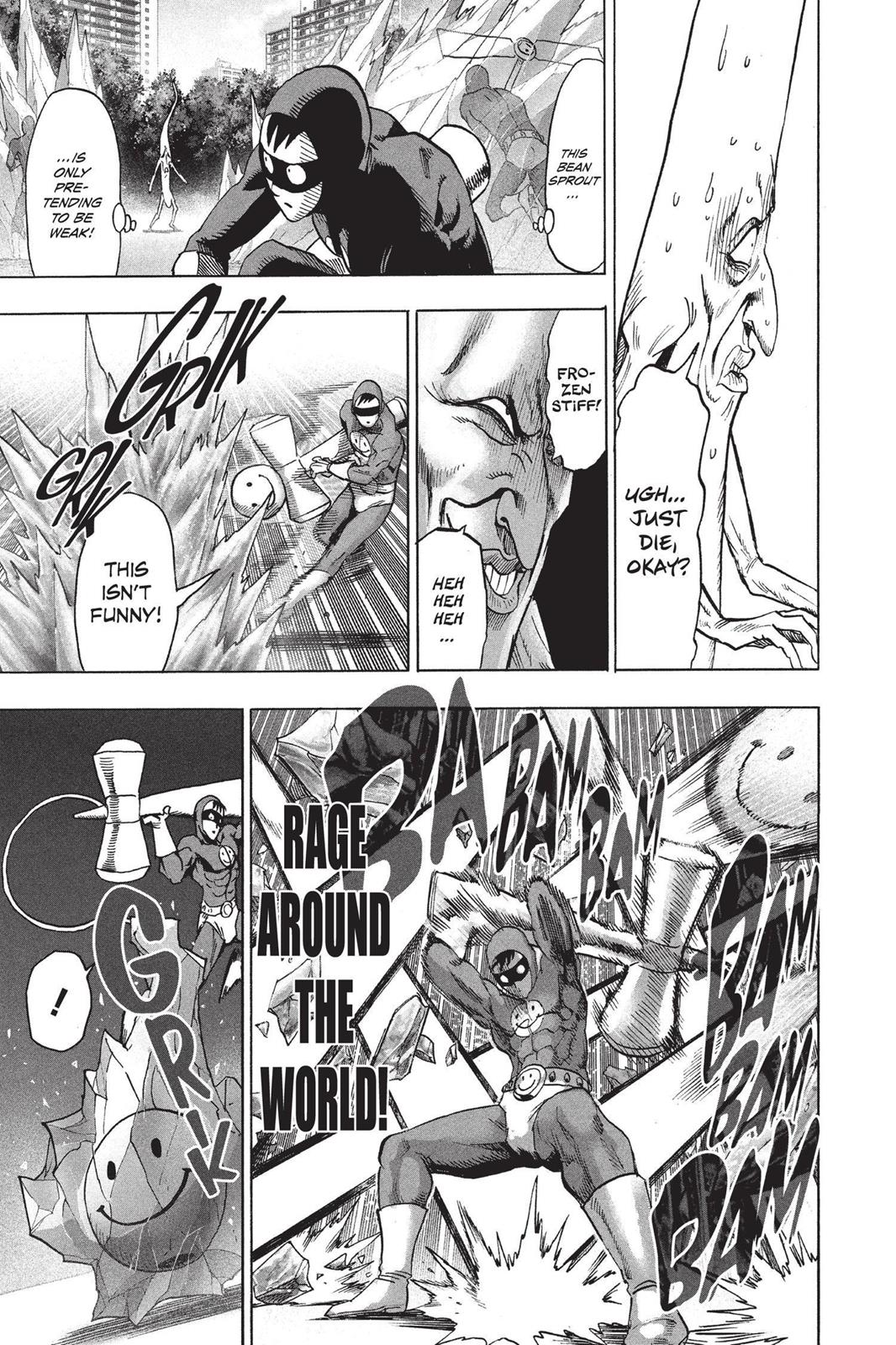 One-Punch Man, Chapter 80.5 image 010