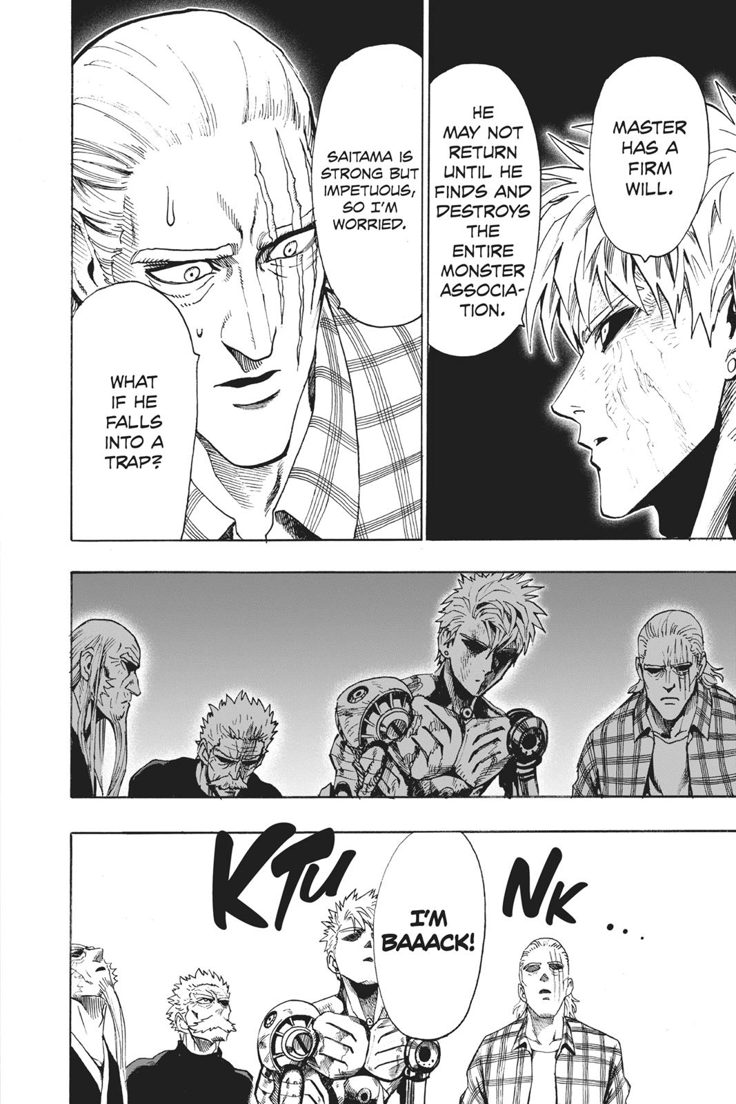 One-Punch Man, Chapter 90 image 004
