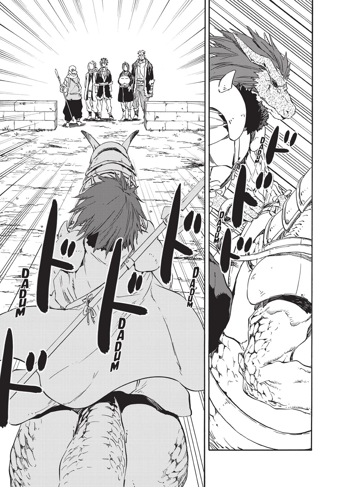 Tensei shitara Slime Datta Ken, Chapter 16 image 025