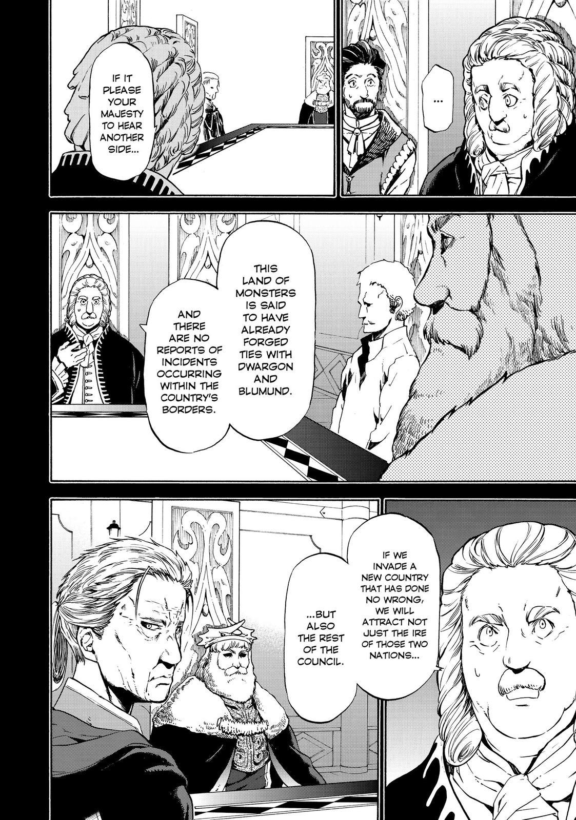 Tensei shitara Slime Datta Ken, Chapter 56 image 002
