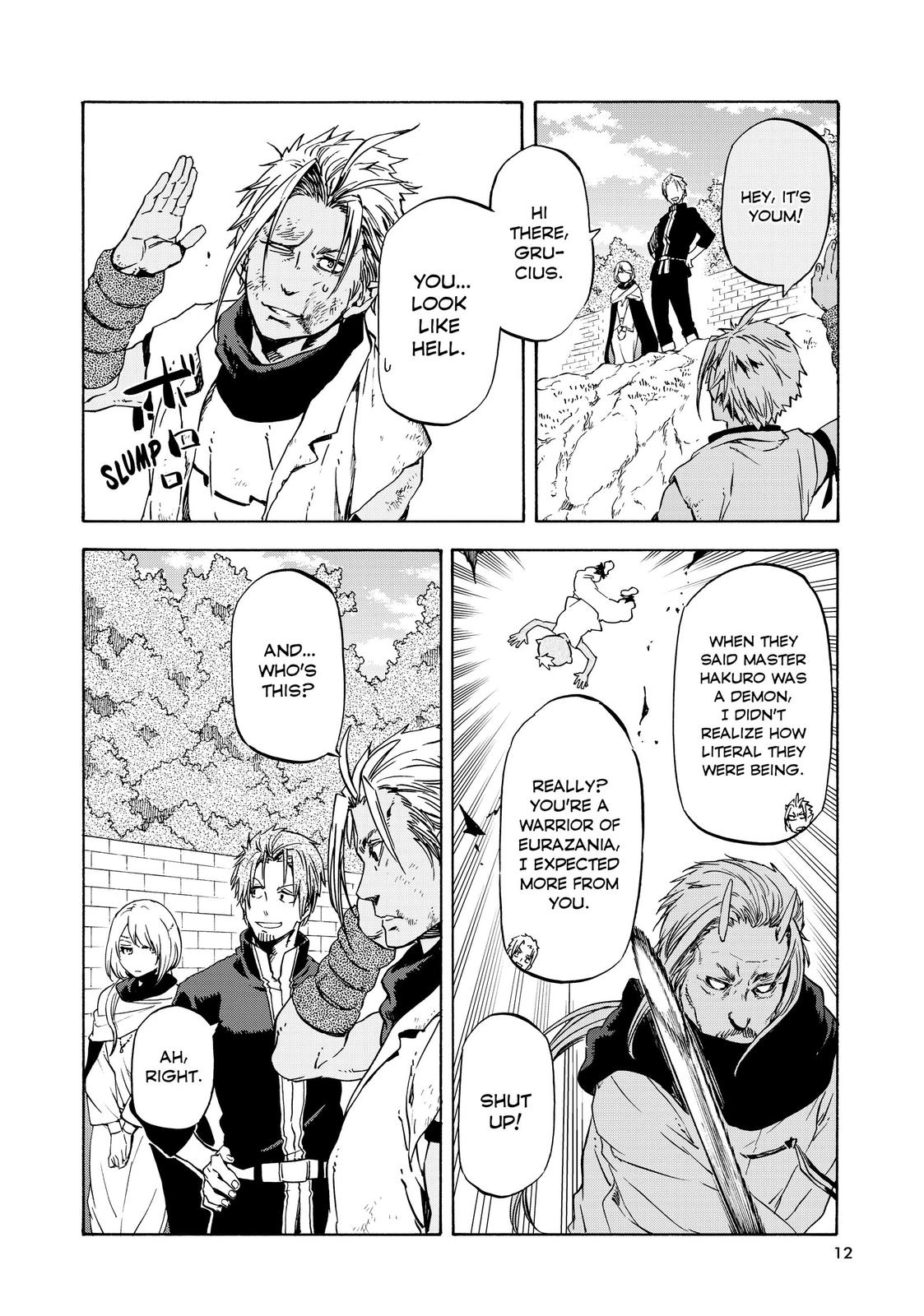 Tensei shitara Slime Datta Ken, Chapter 53 image 013