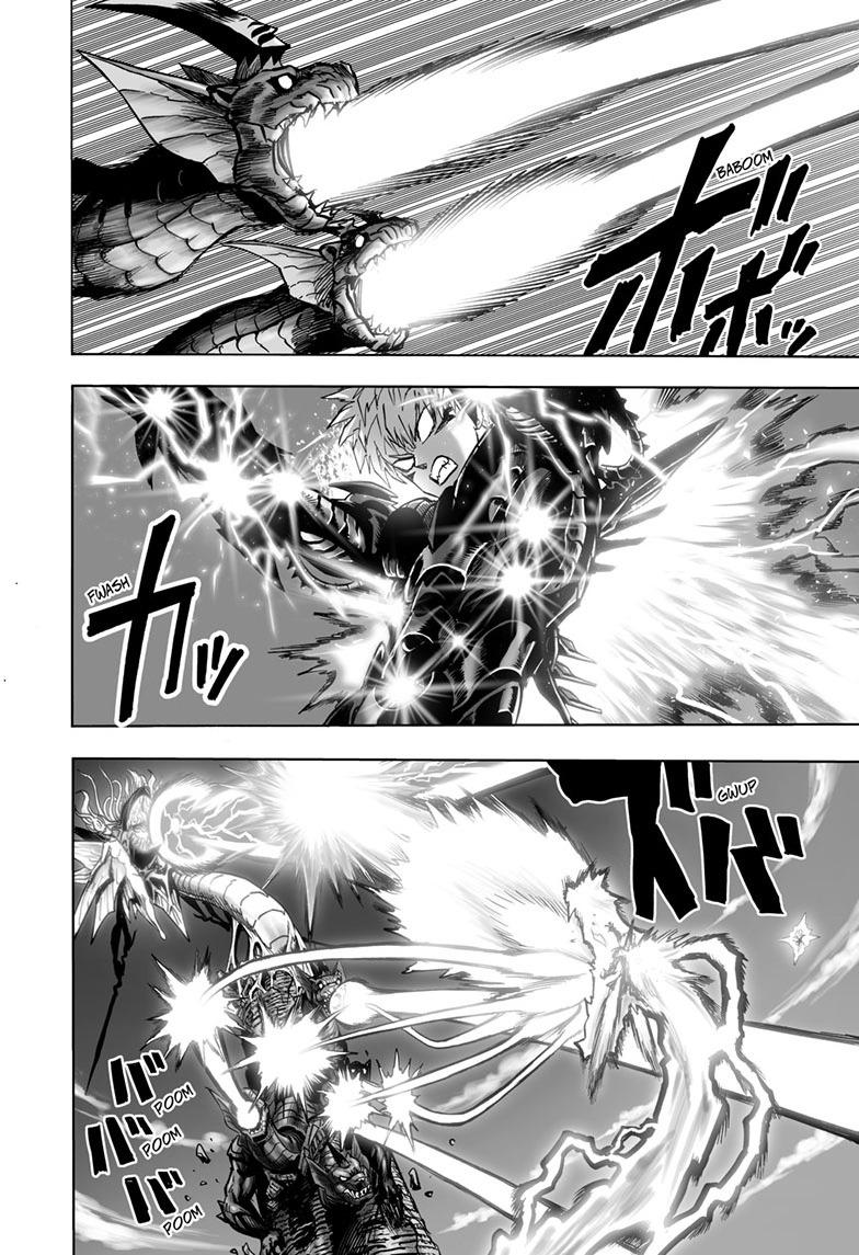 One-Punch Man, Chapter 131 image 036