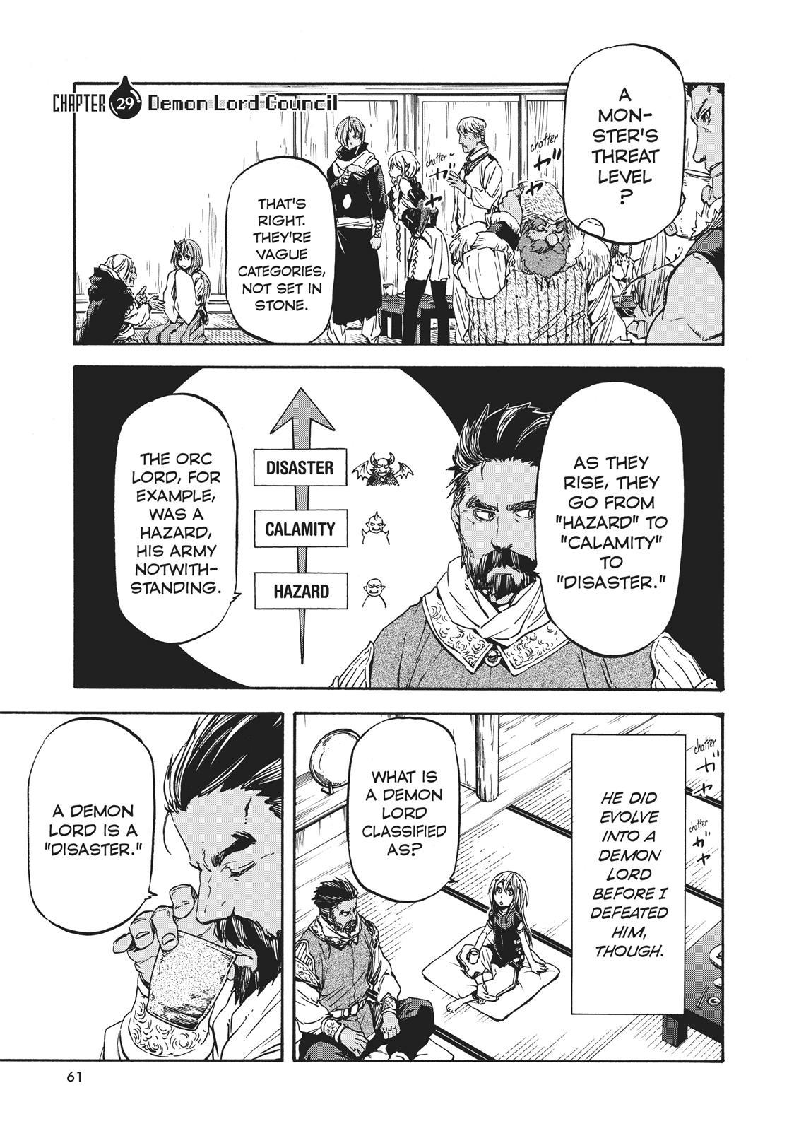 Tensei shitara Slime Datta Ken, Chapter 29 image 001
