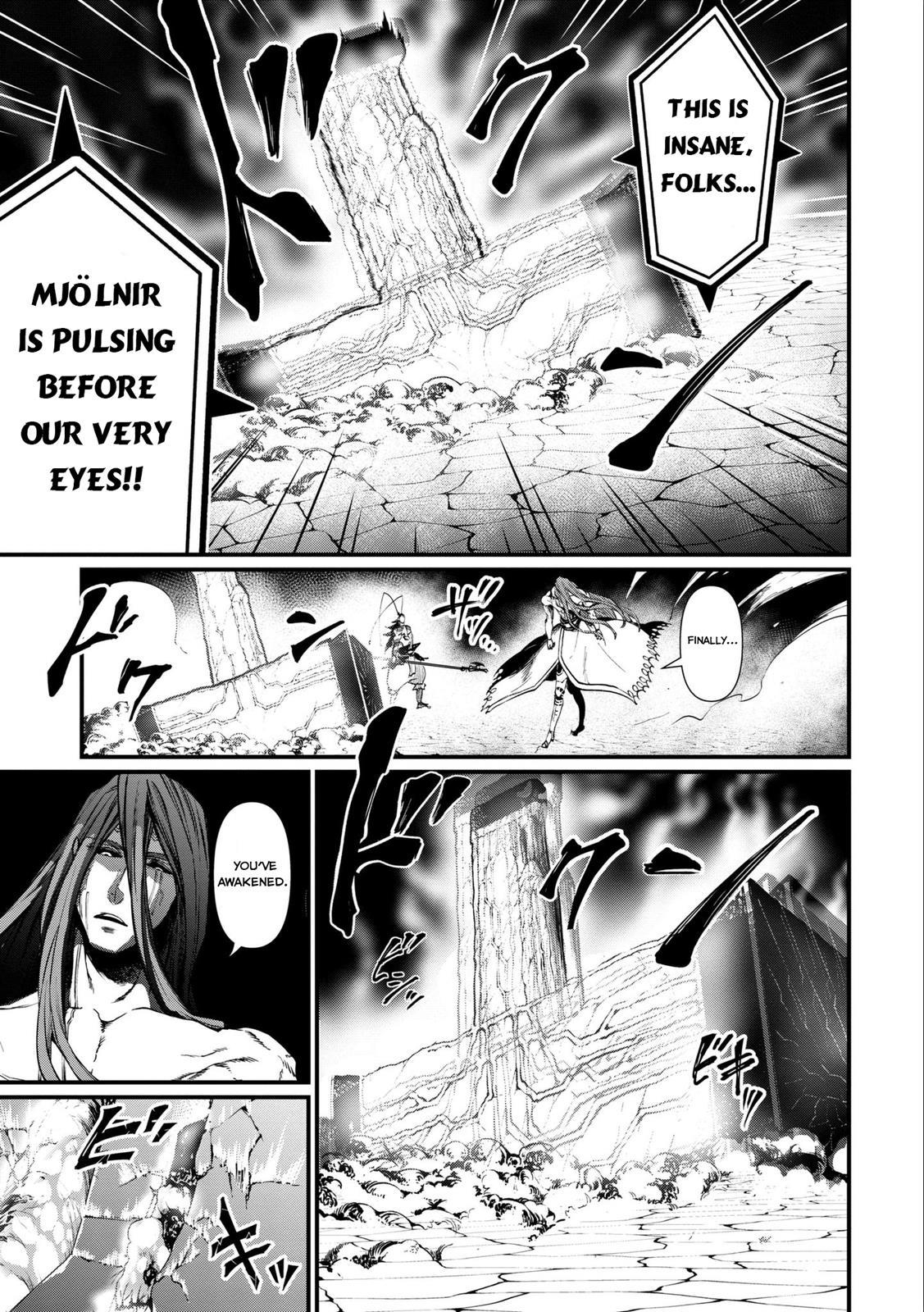 Shuumatsu no Valkyrie, Chapter 4 image 018