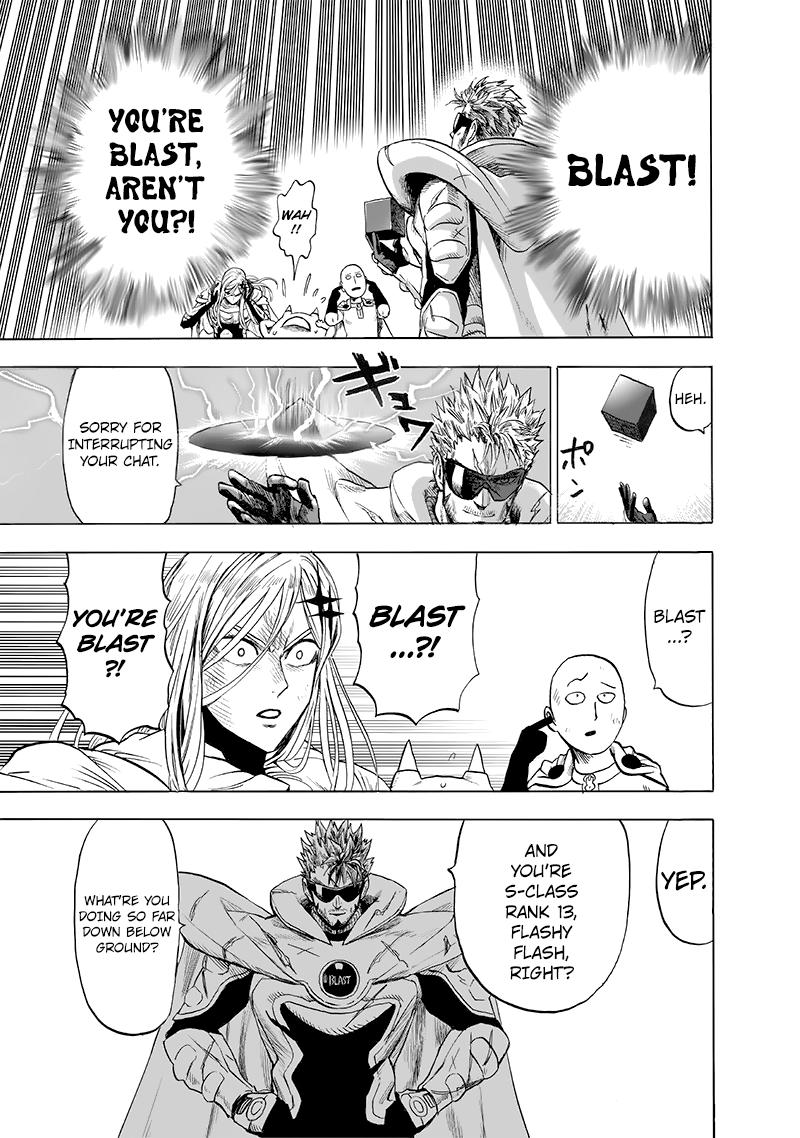 One-Punch Man, Chapter 139 image 010