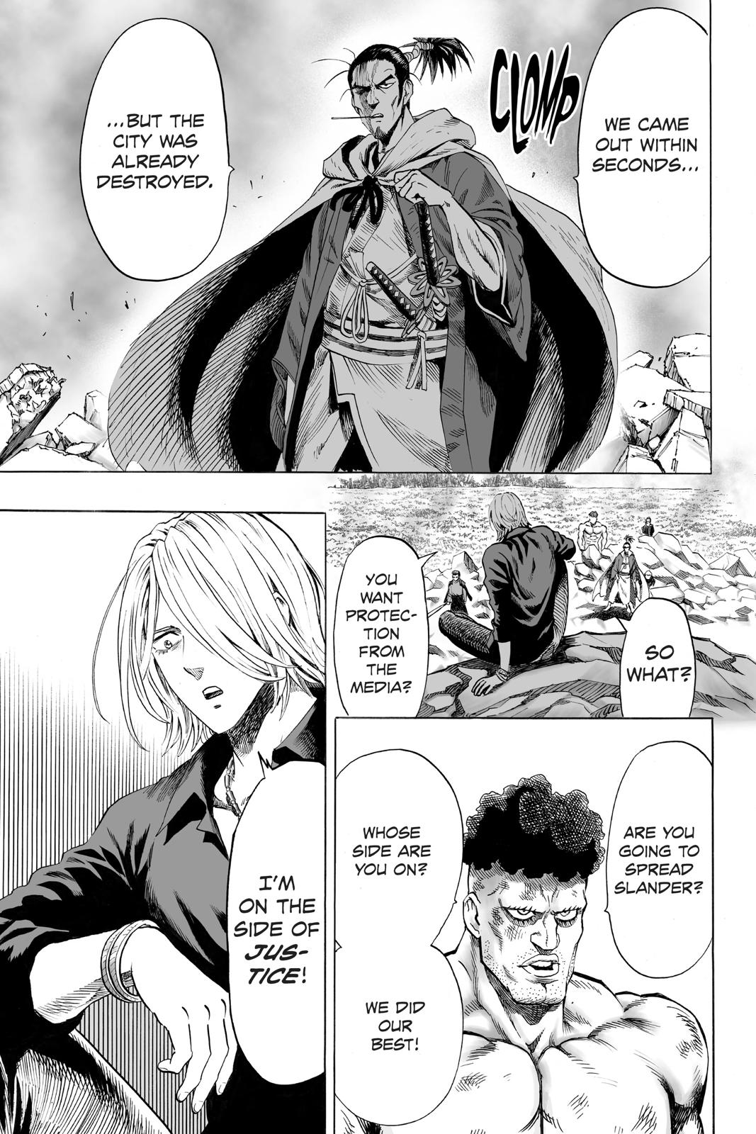 One-Punch Man, Chapter 37 image 011