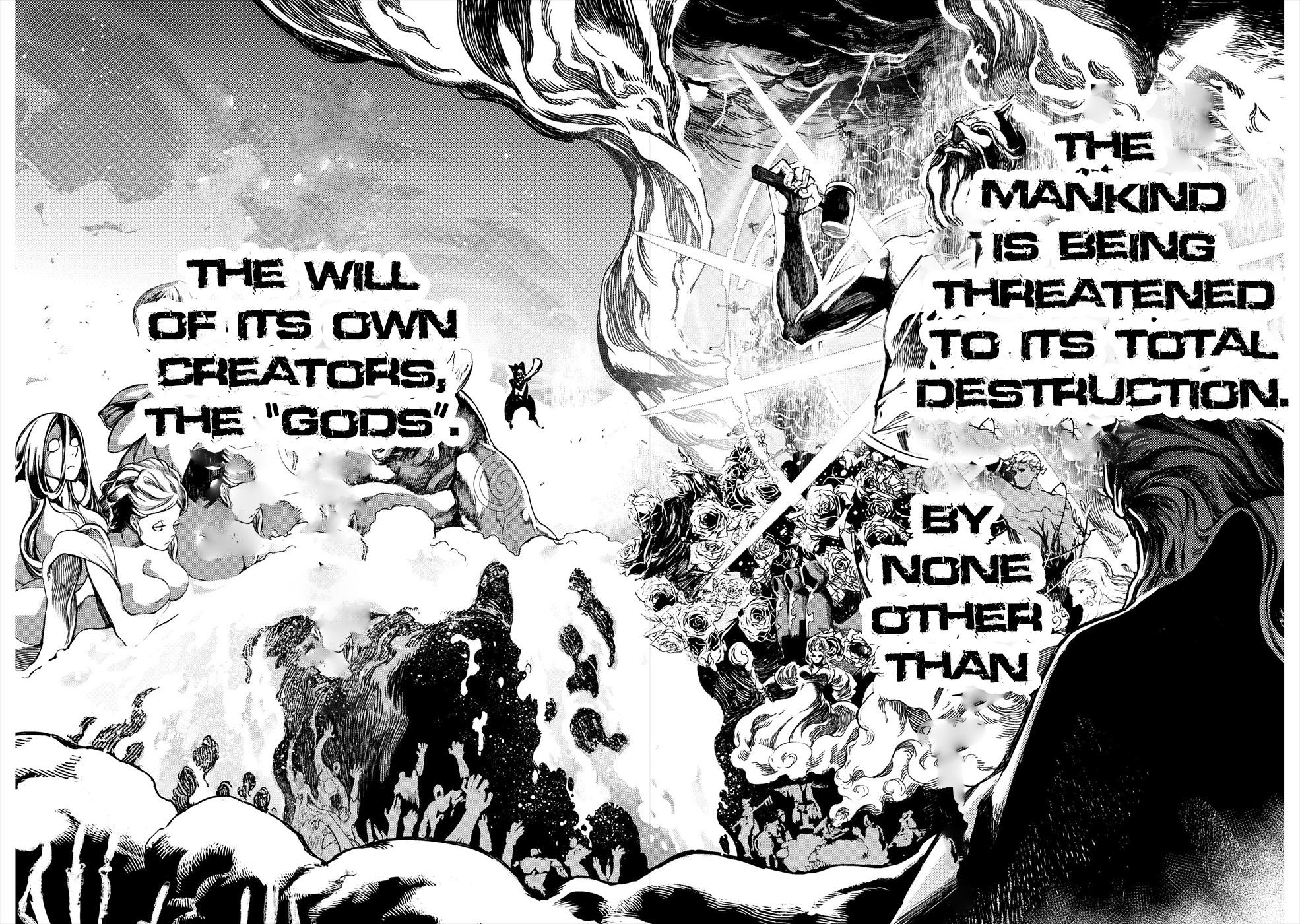 Shuumatsu no Valkyrie, Chapter 1 image 006