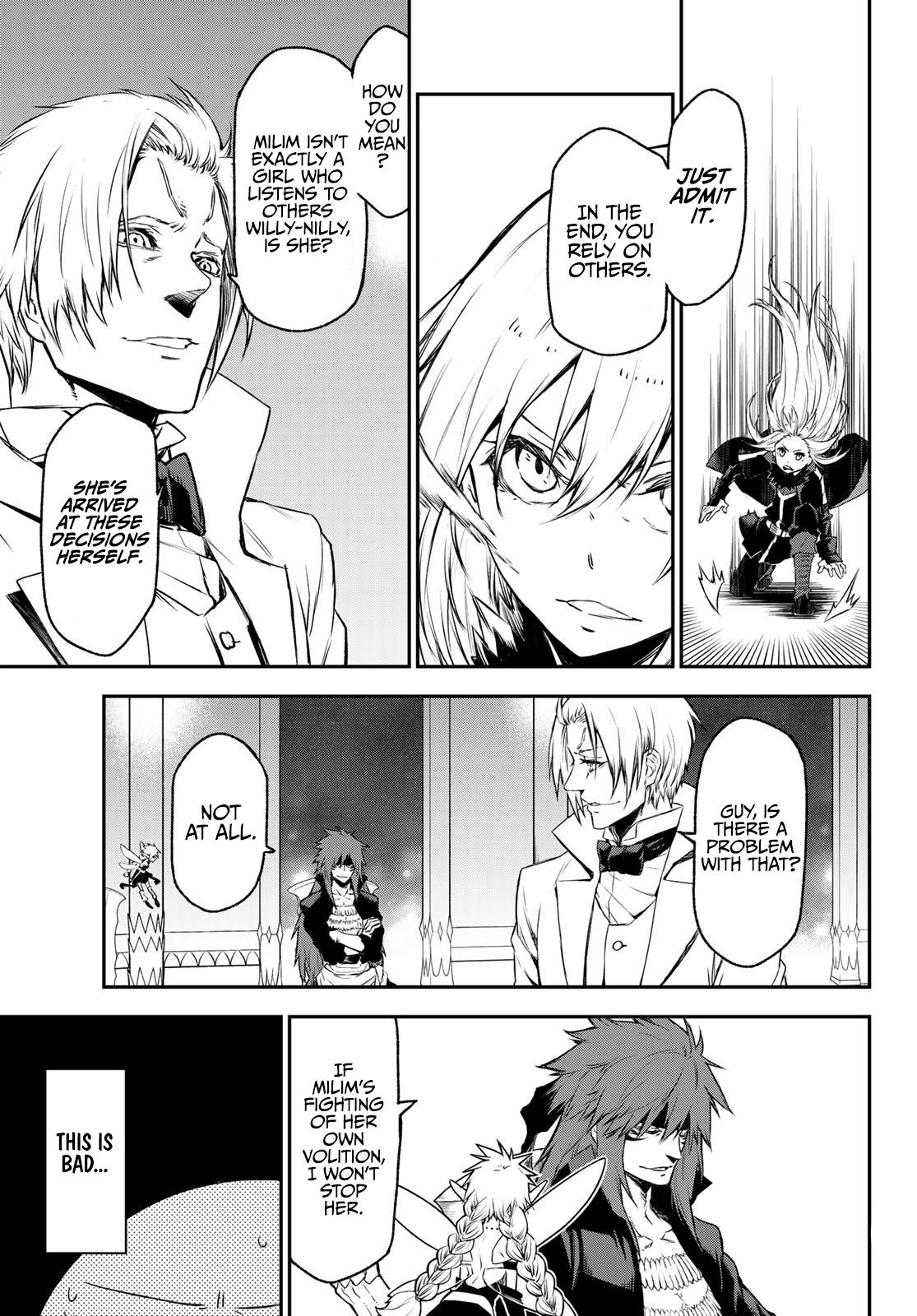 Tensei shitara Slime Datta Ken, Chapter 82 image 013