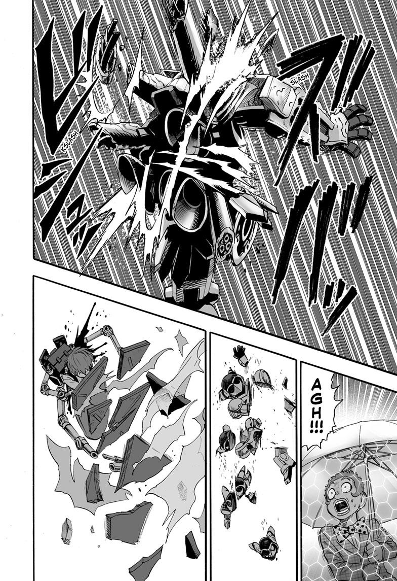 One-Punch Man, Chapter 98.5 image 012