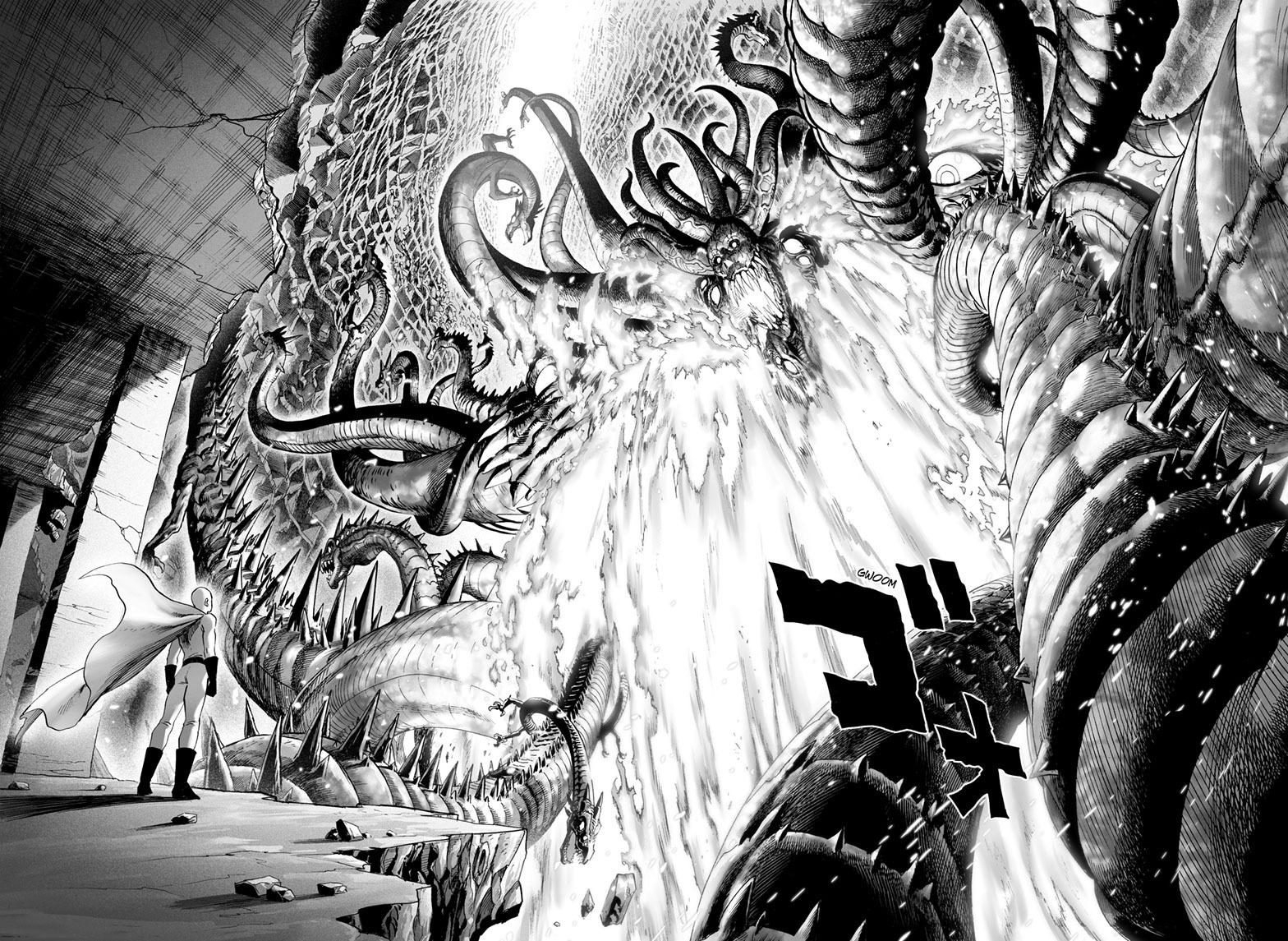 One-Punch Man, Chapter 105 image 018
