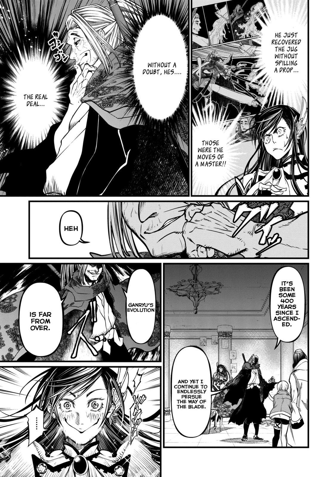 Shuumatsu no Valkyrie, Chapter 13 image 026