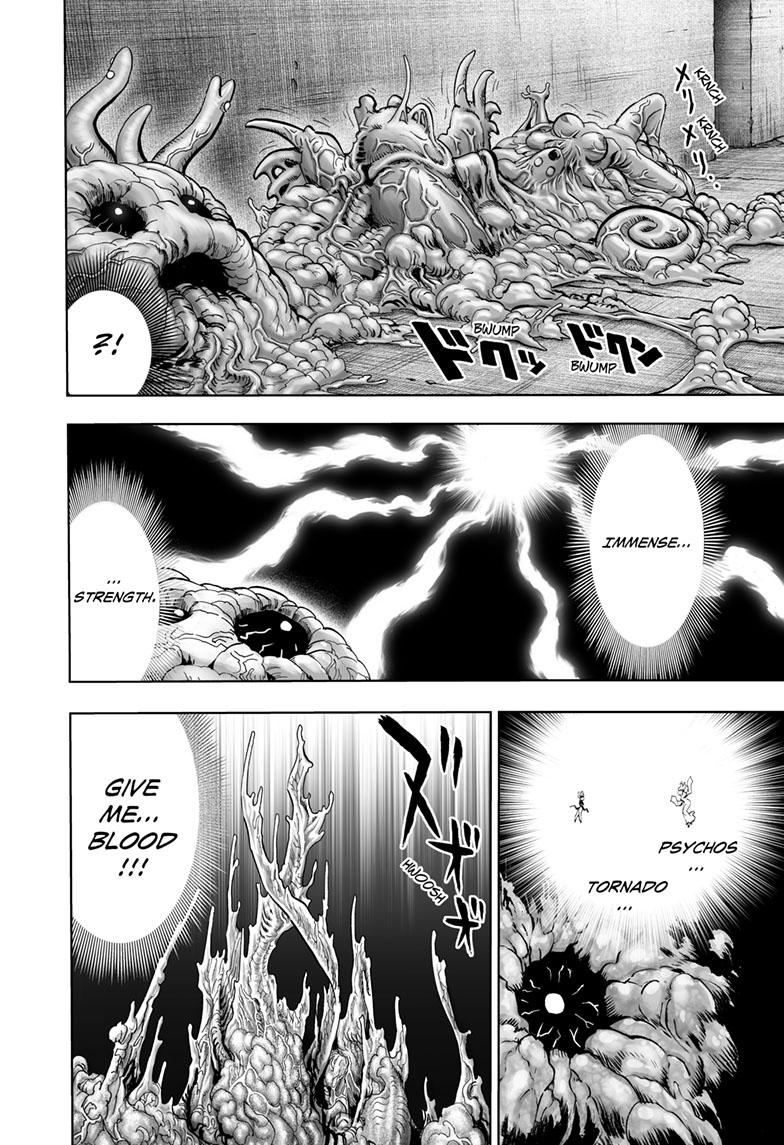 One-Punch Man, Chapter 125 image 020