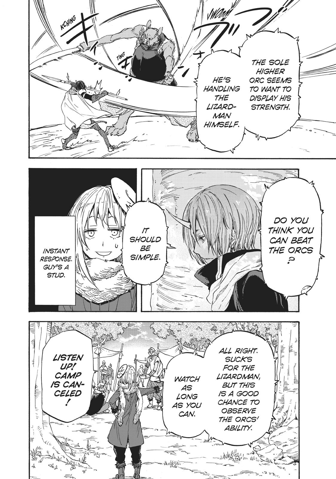 Tensei shitara Slime Datta Ken, Chapter 20 image 017