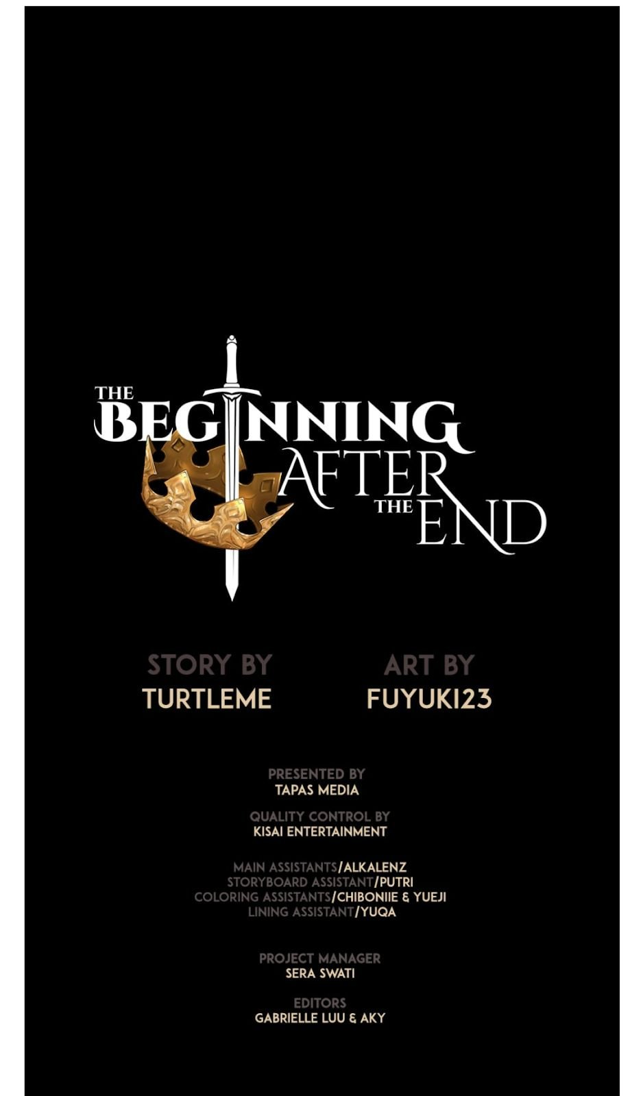 The Beginning After the End, Chapter 63 image 001