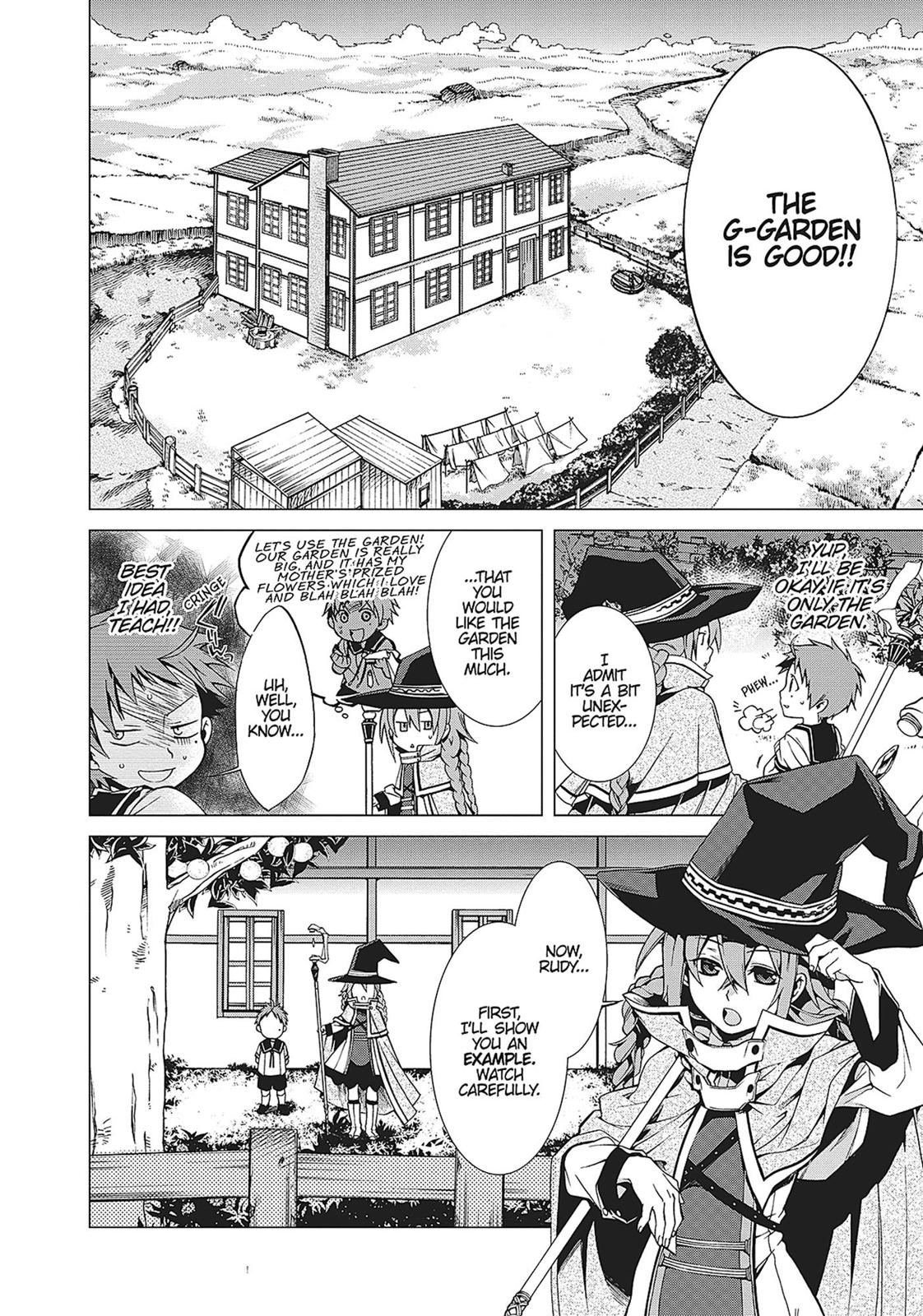 Mushoku Tensei, Chapter 2 image 006
