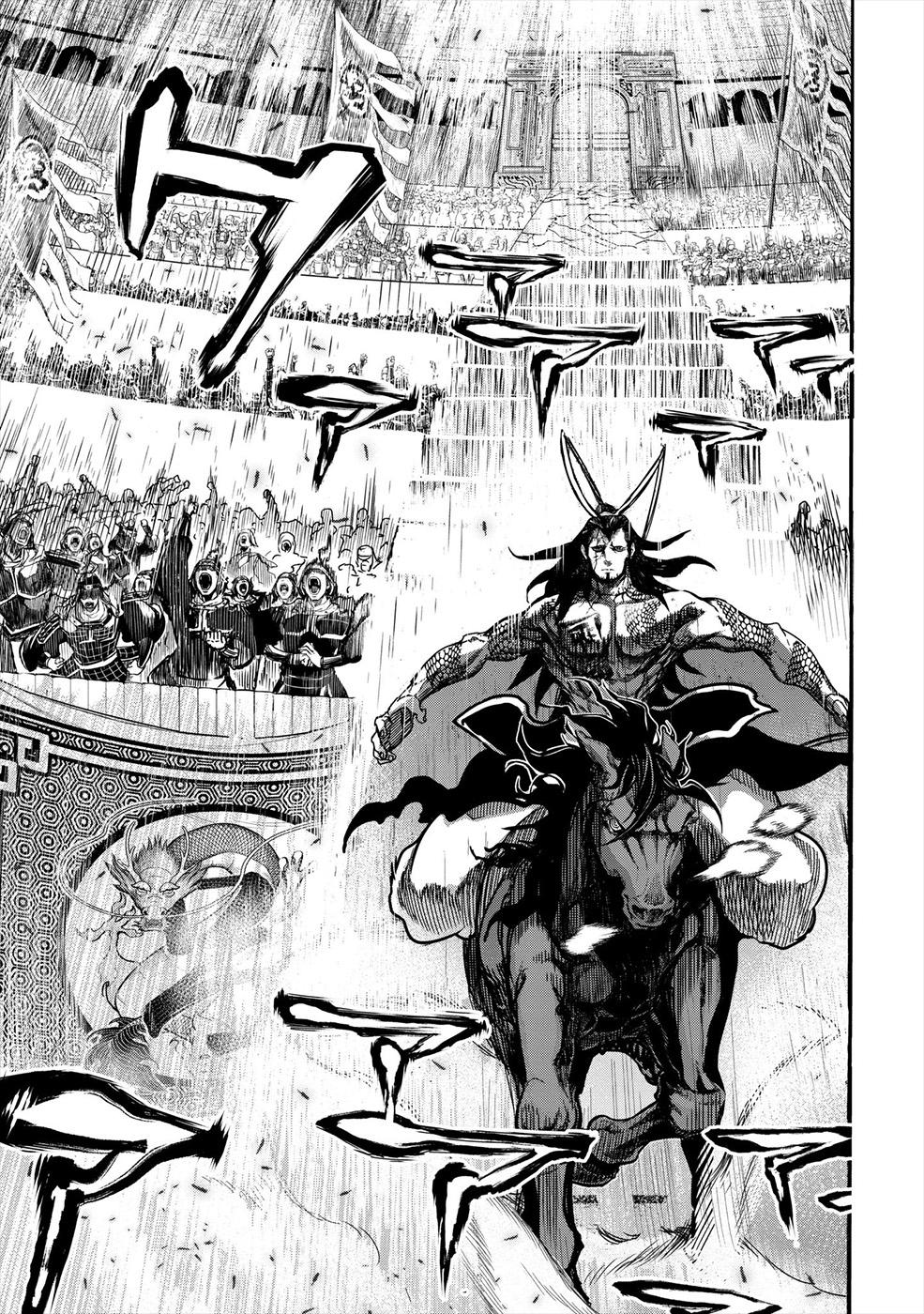 Shuumatsu no Valkyrie, Chapter 1 image 064