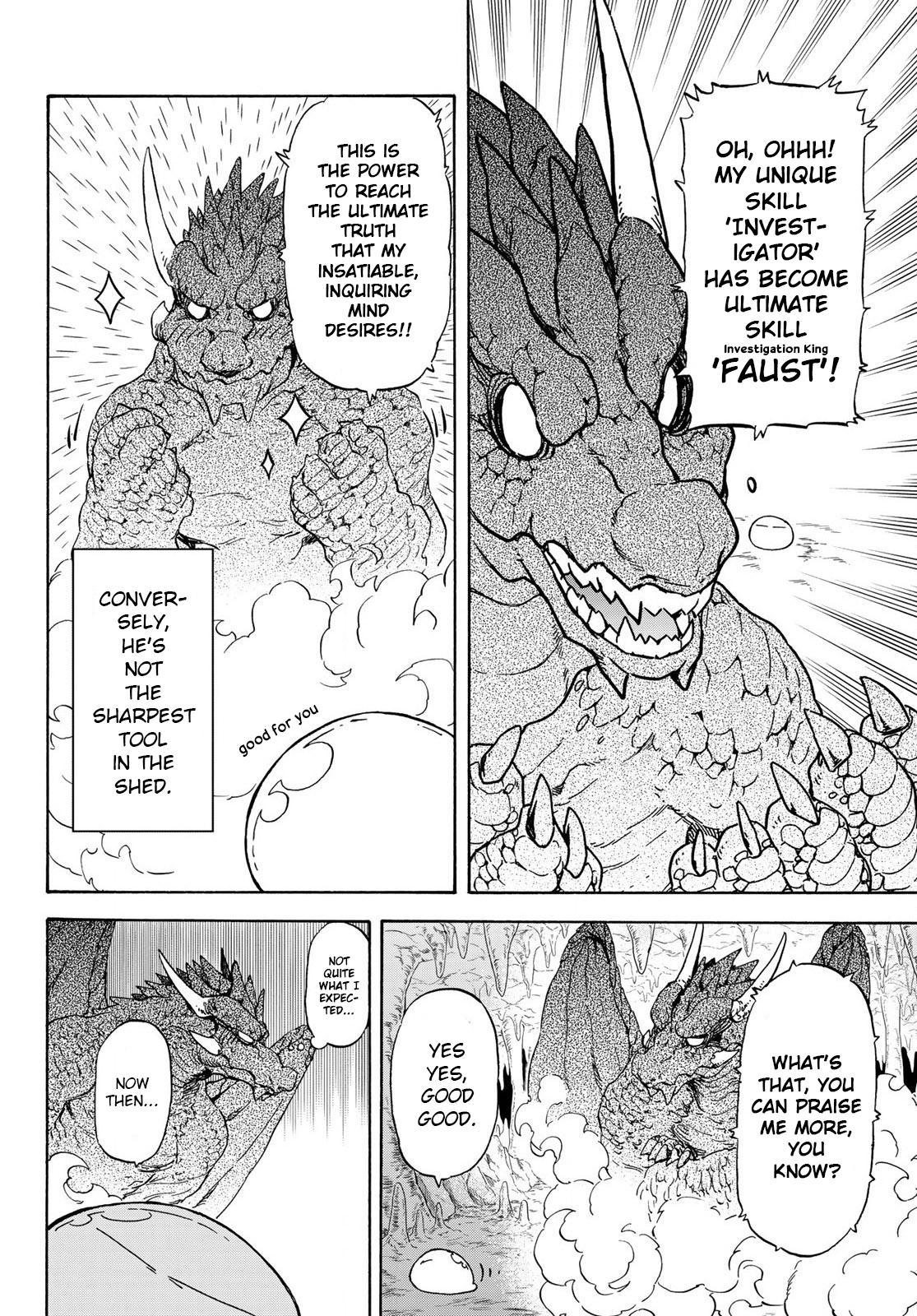 Tensei shitara Slime Datta Ken, Chapter 71 image 023