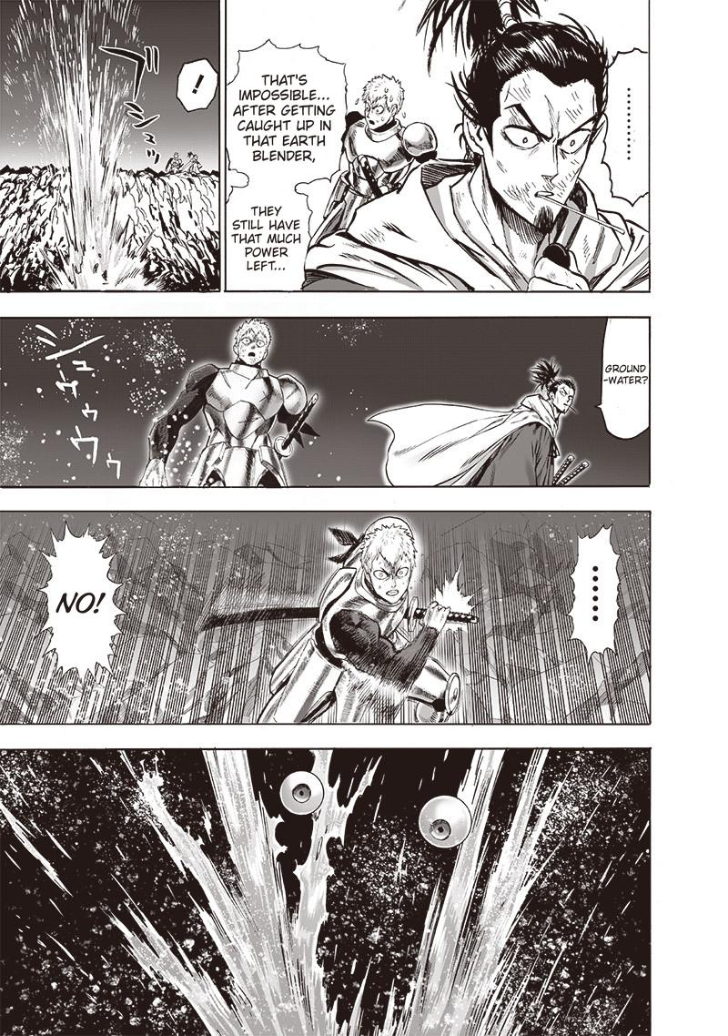 One-Punch Man, Chapter 141 image 027