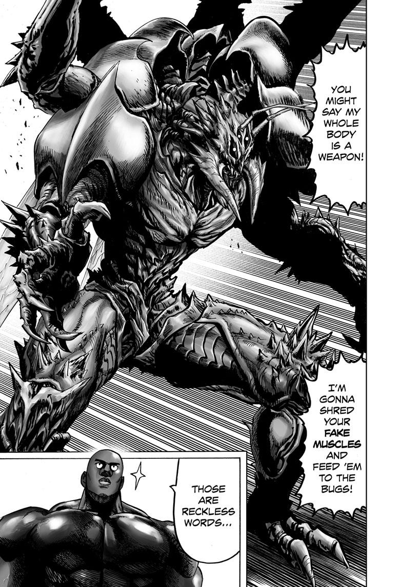 One-Punch Man, Chapter 104 image 011
