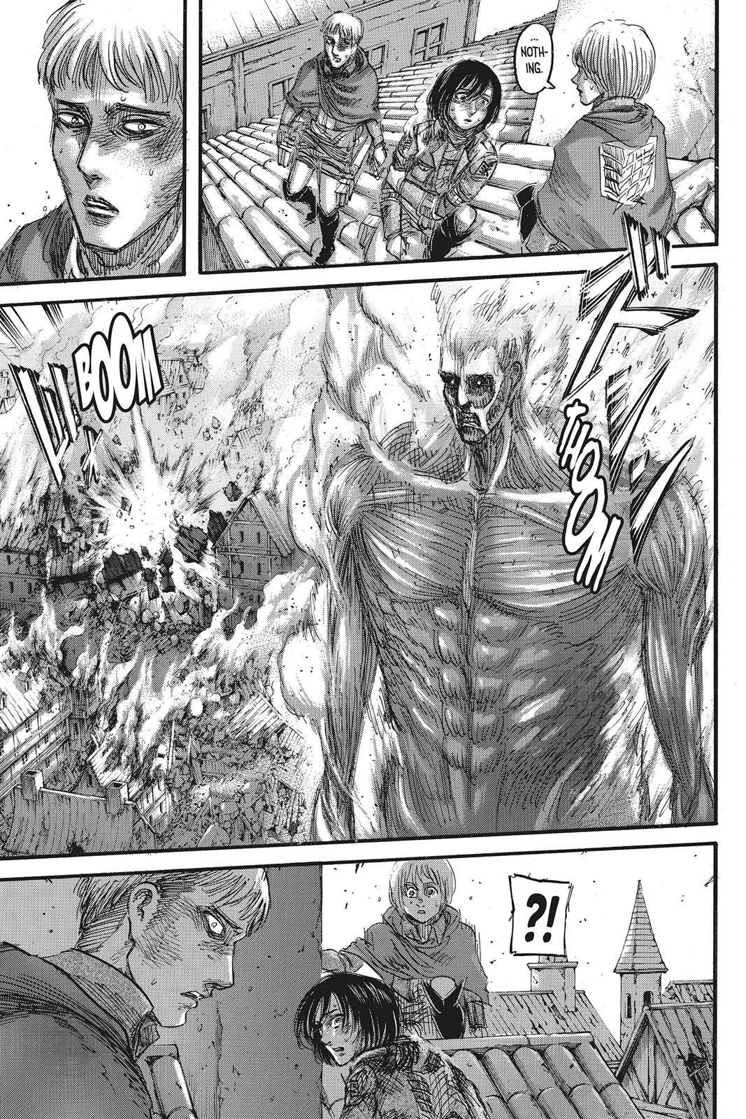 Attack On Titan, Episode 80 image 011