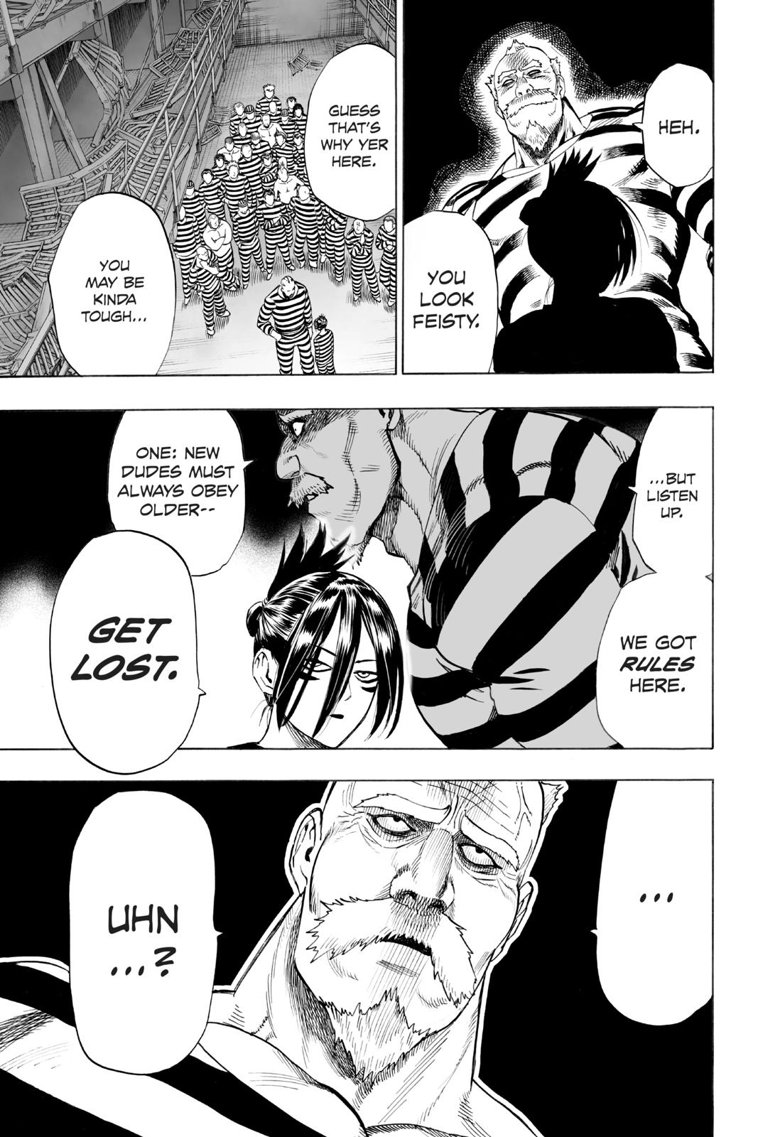 One-Punch Man, Chapter 24.5 image 009