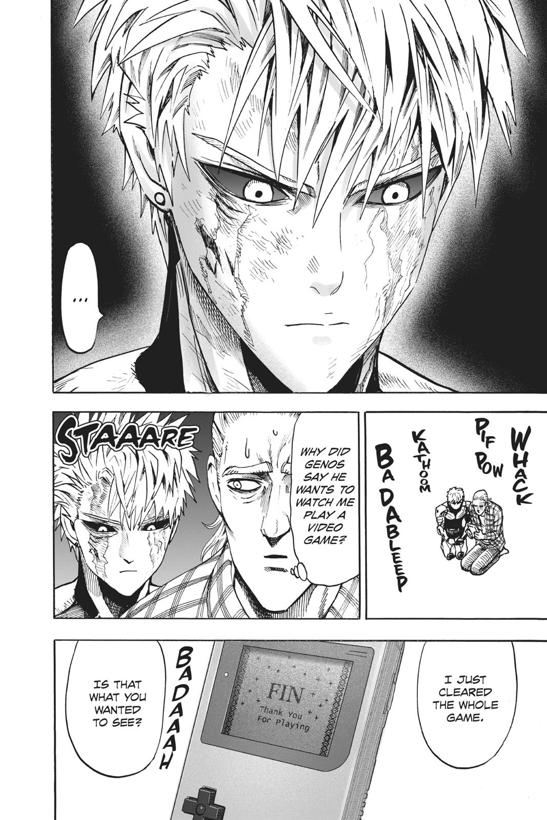 One-Punch Man, Chapter 90 image 002