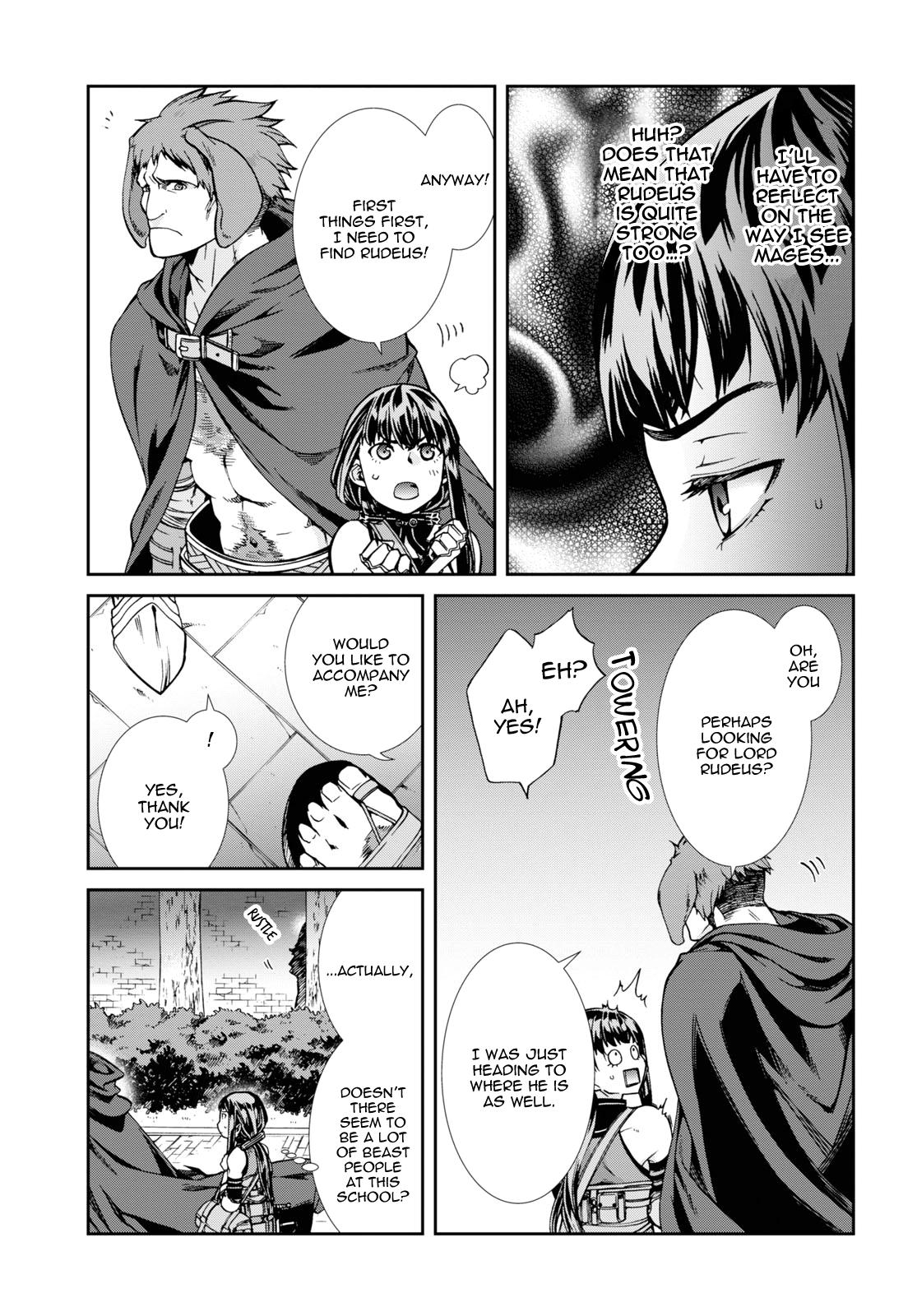 Mushoku Tensei, Chapter 65 image 019