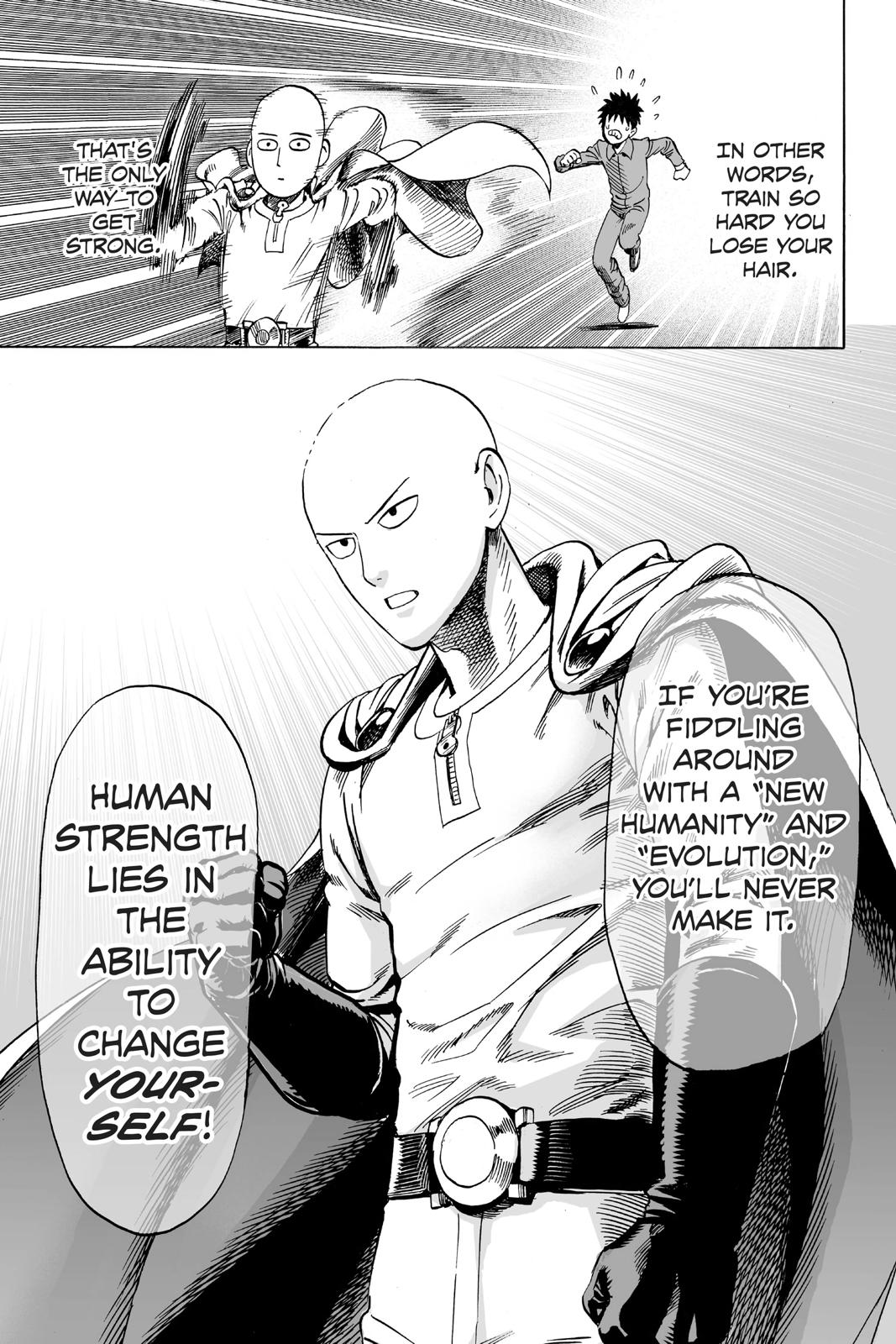 One-Punch Man, Chapter 11 image 008