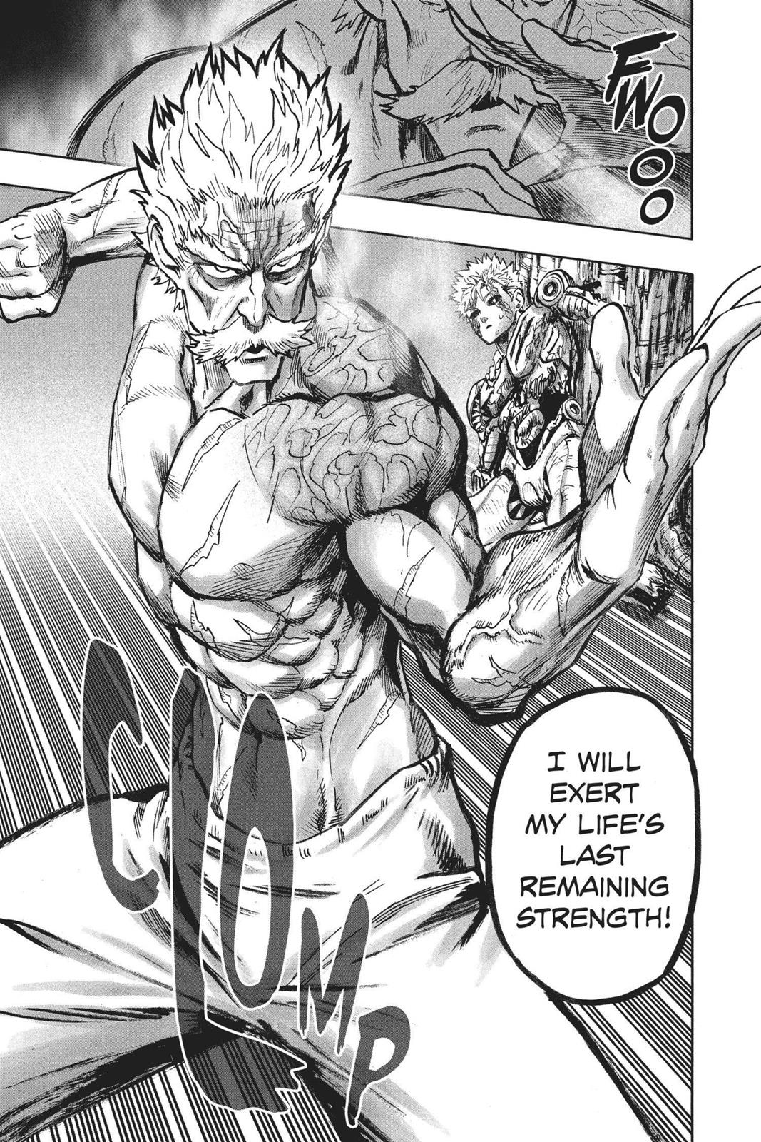 One-Punch Man, Chapter 85 image 096